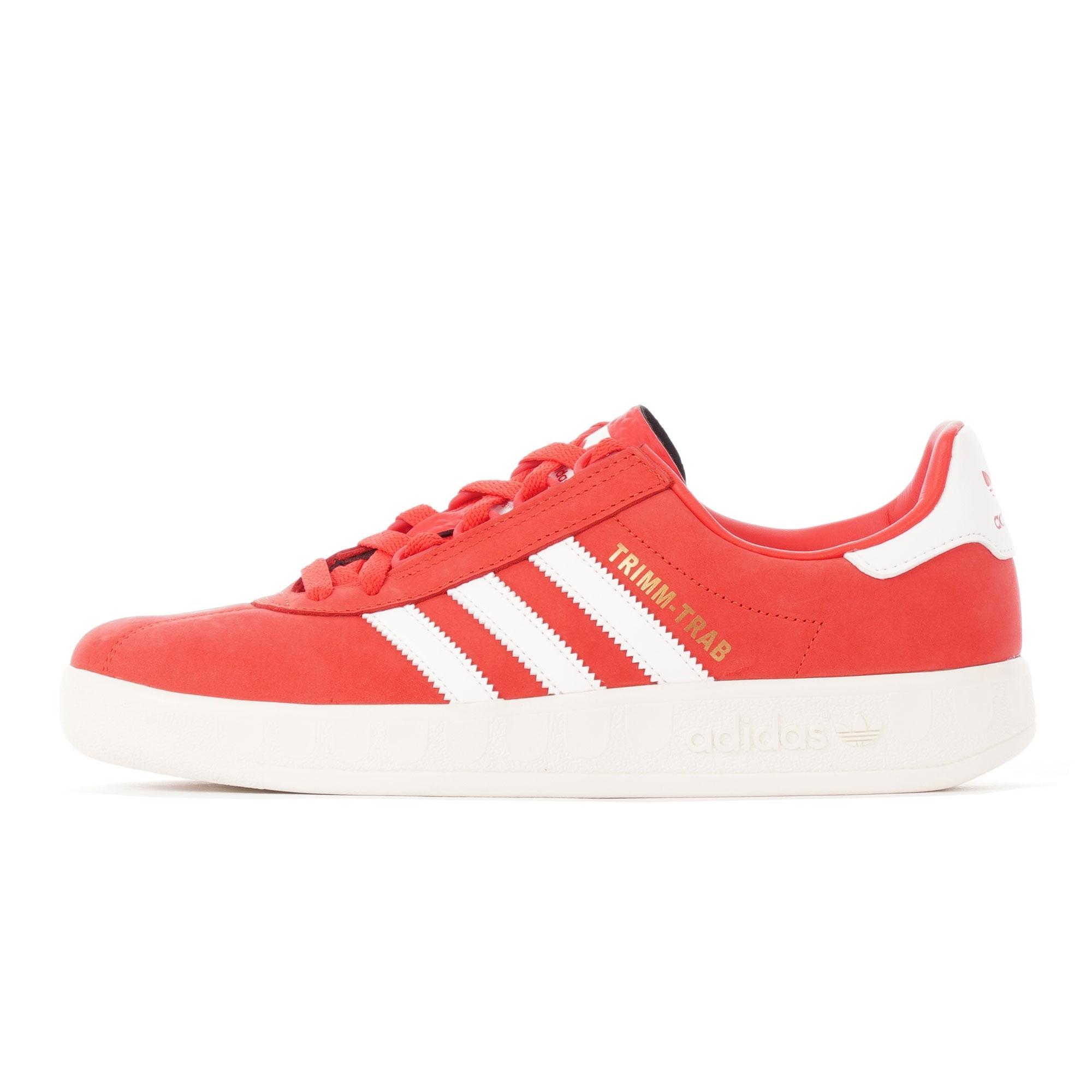 5f9c8d0b4 Adidas Originals - Trimm Trab - Active Red