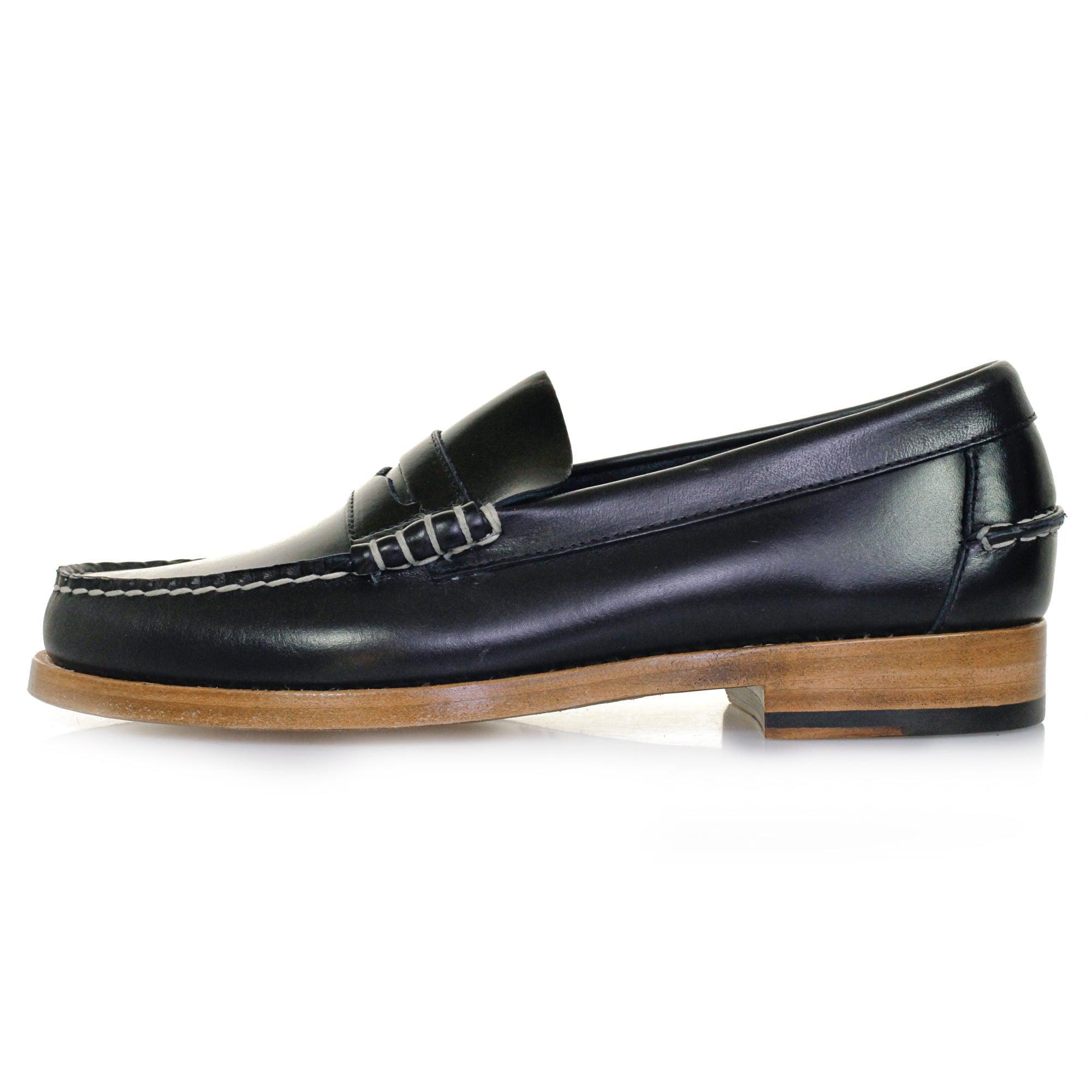 3e54ad0d892 Sebago - Blue Legacy Penny Navy Loafer Shoe for Men - Lyst. View fullscreen