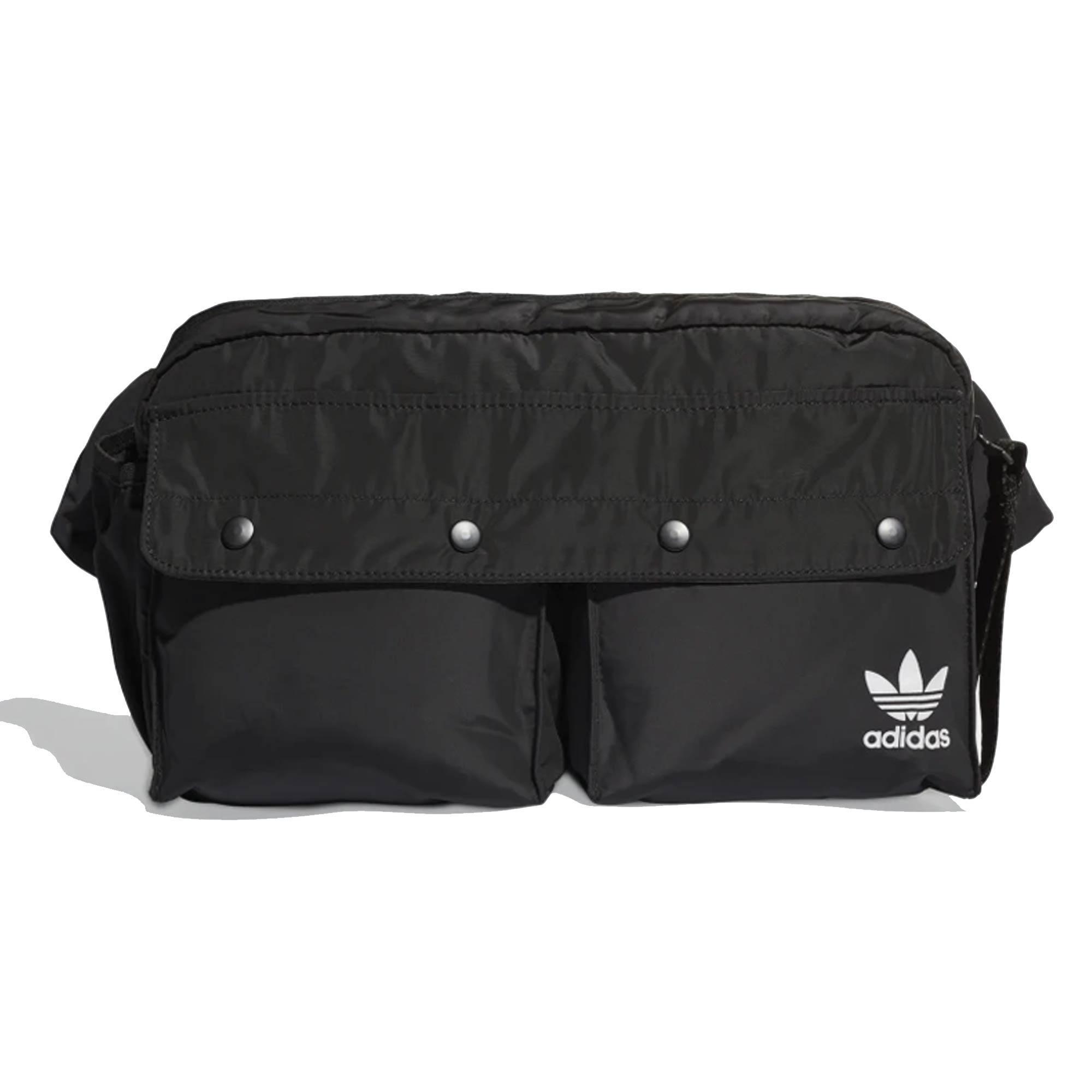 a483805820 Lyst - adidas Originals Funny Bum Bag - Black in Black for Men