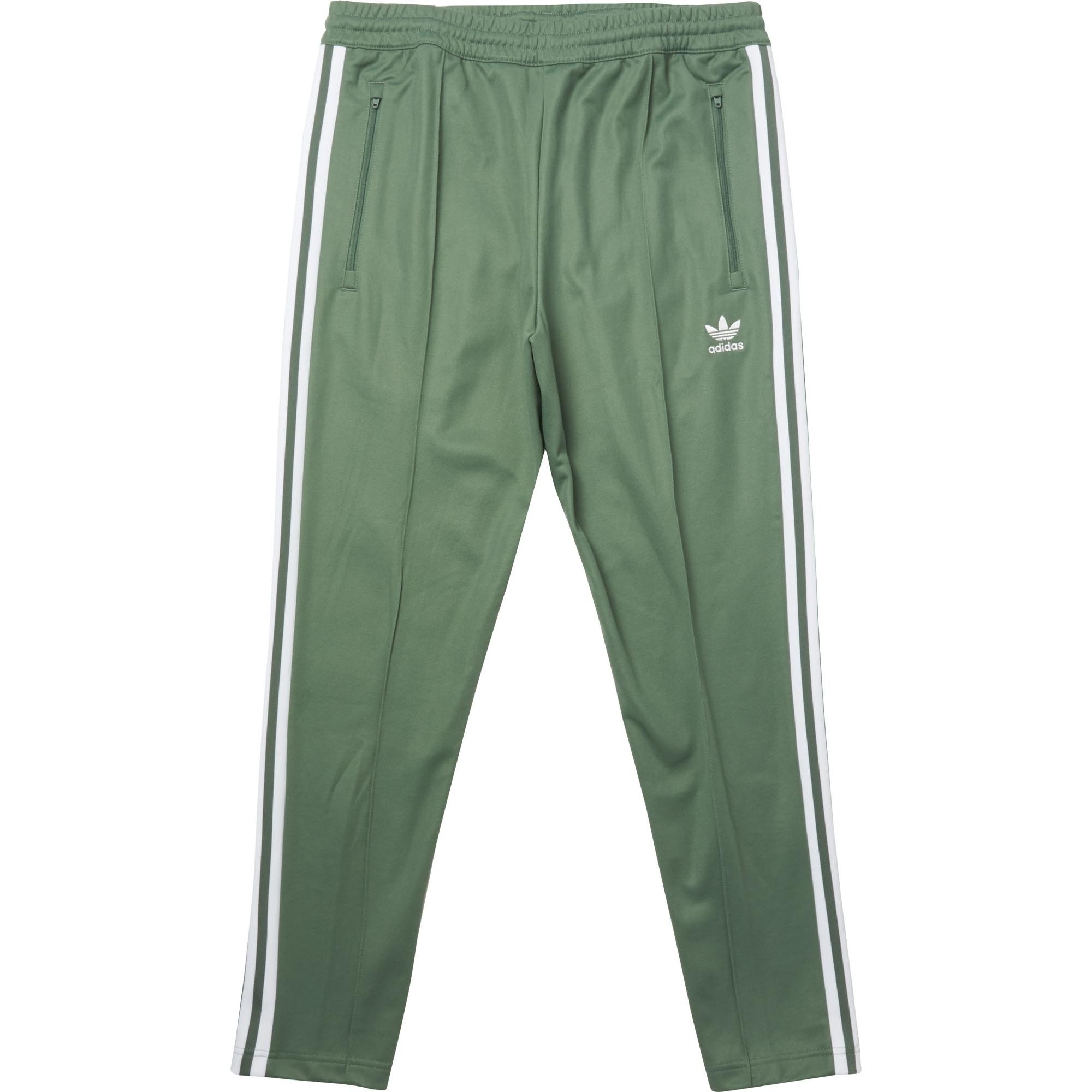 Beckenbauer Track Pants Trace Green