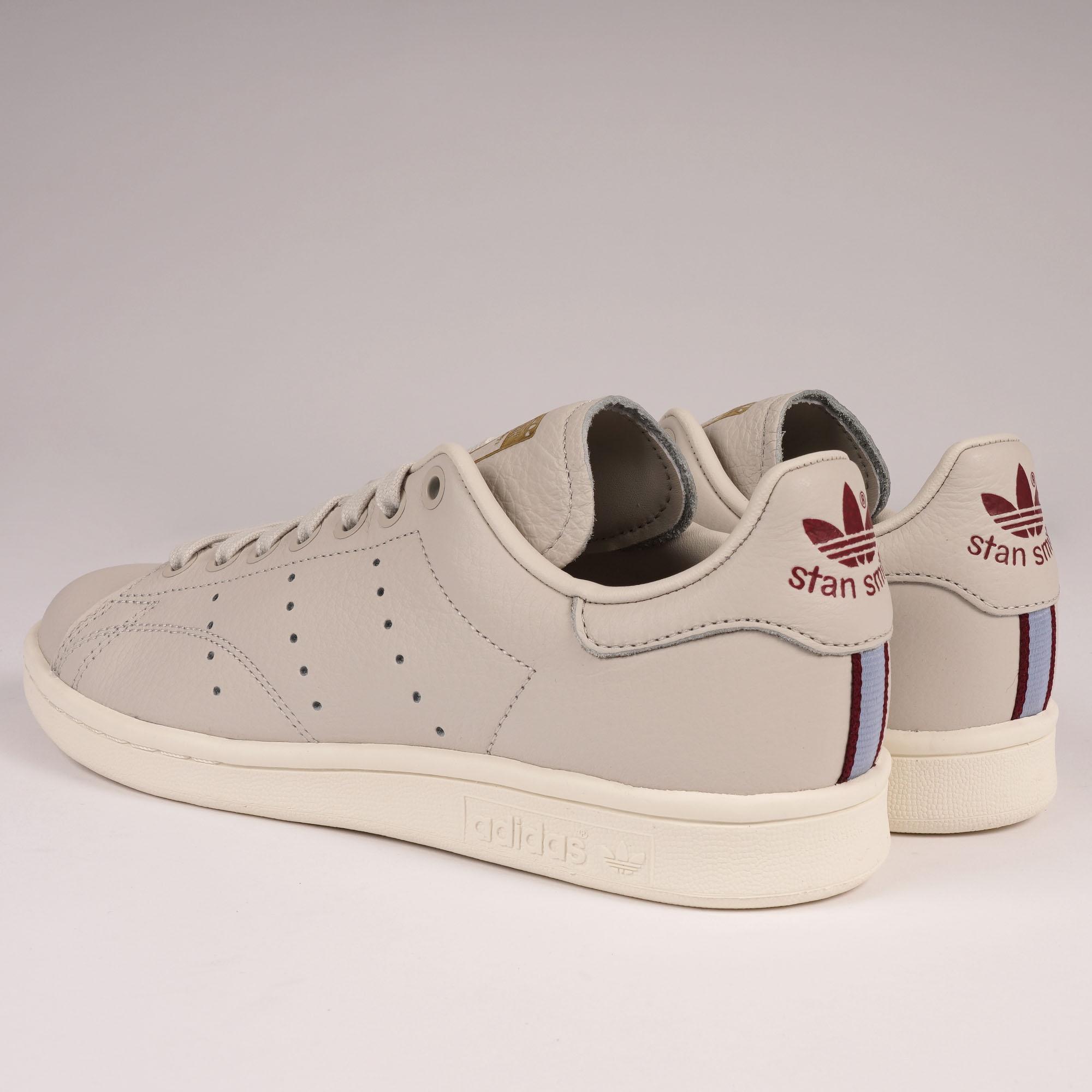 Lyst - adidas Originals Stan Smith - Raw White e6cf99418