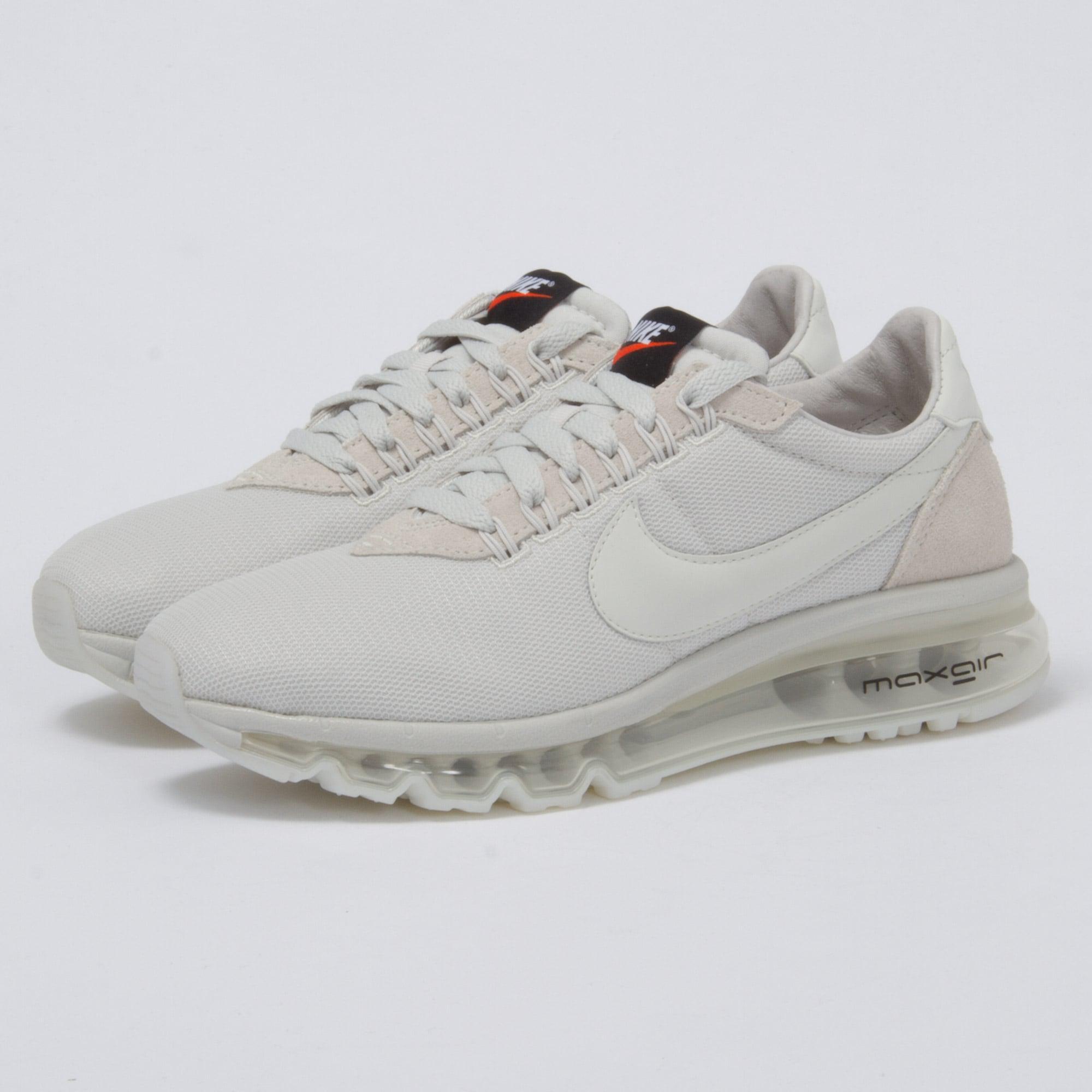 bas prix e3251 7e56d Nike Gray Light Bone Air Max Ld Zero