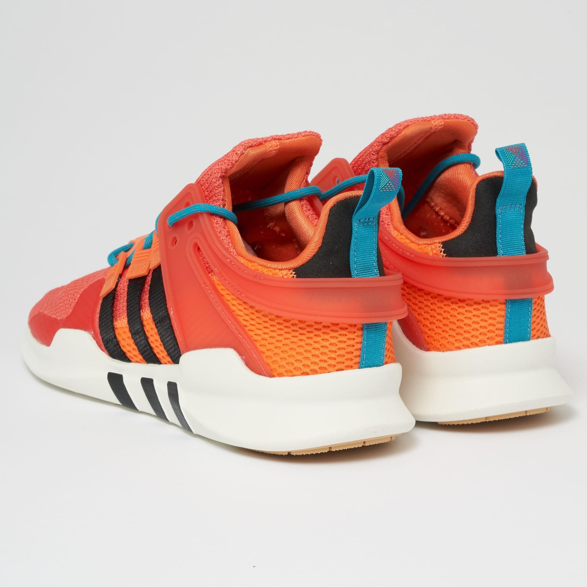 big sale a8079 e4045 Lyst - adidas Originals Eqt Support Adv Summer - Trace Orang