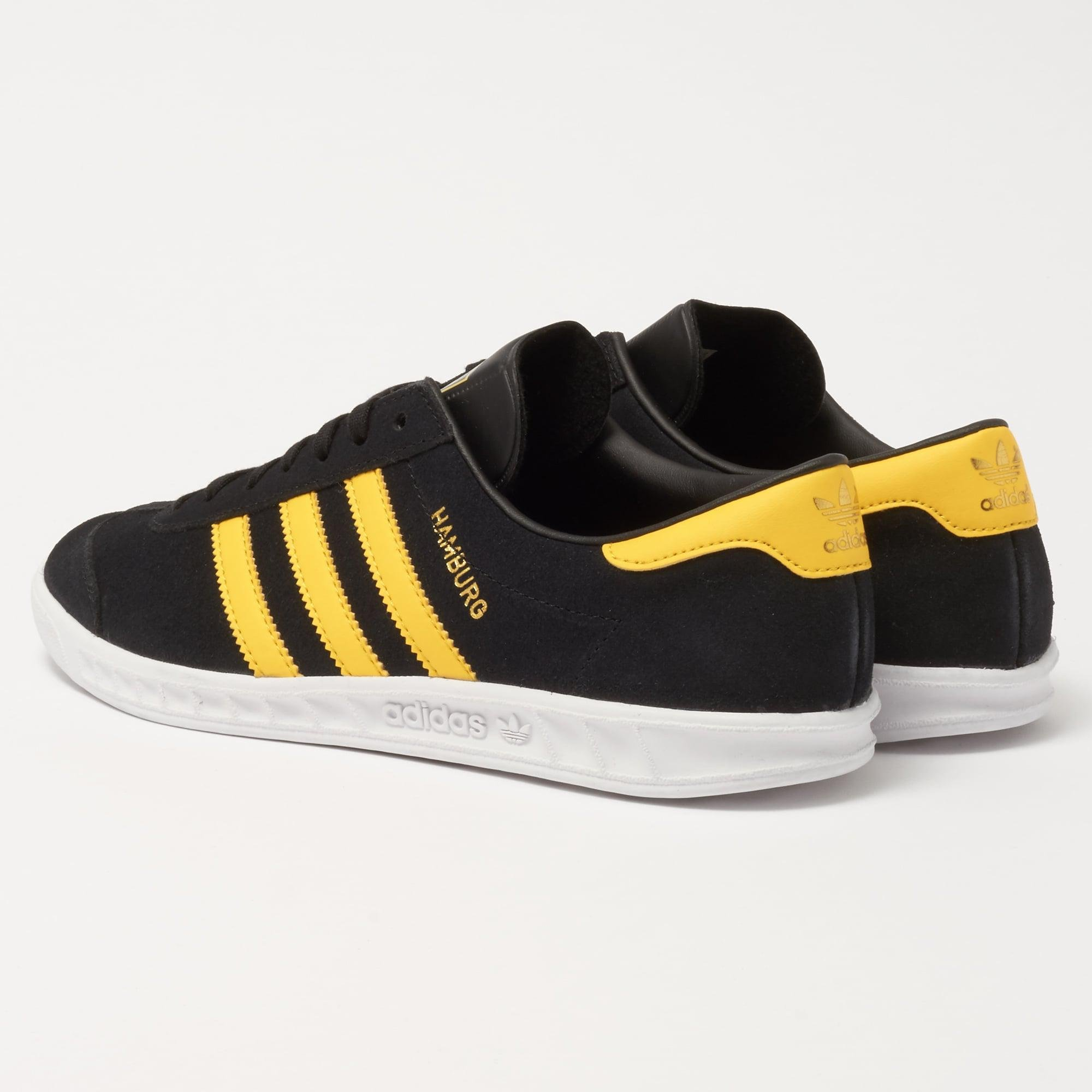 Men's Hamburg Black & Yellow