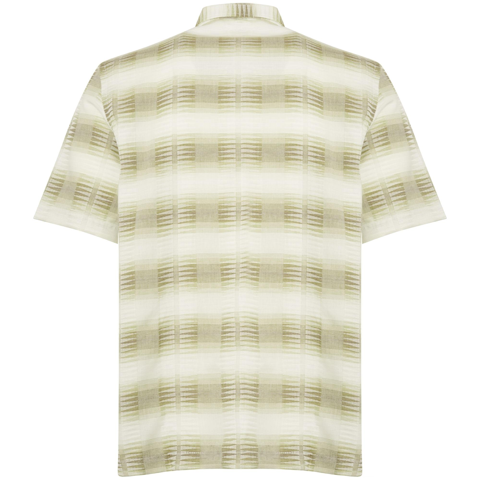 Universal Works Cotton Green Road Shirt for Men