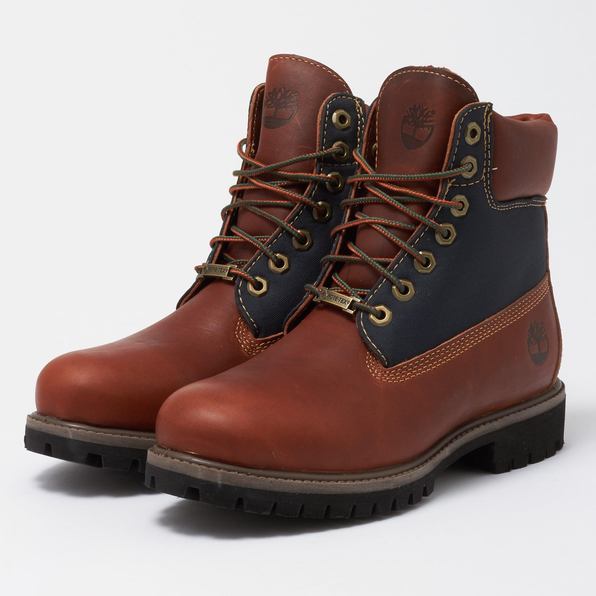 Timberland Leather Sundance 6 Quot Goretex Boots For Men Lyst