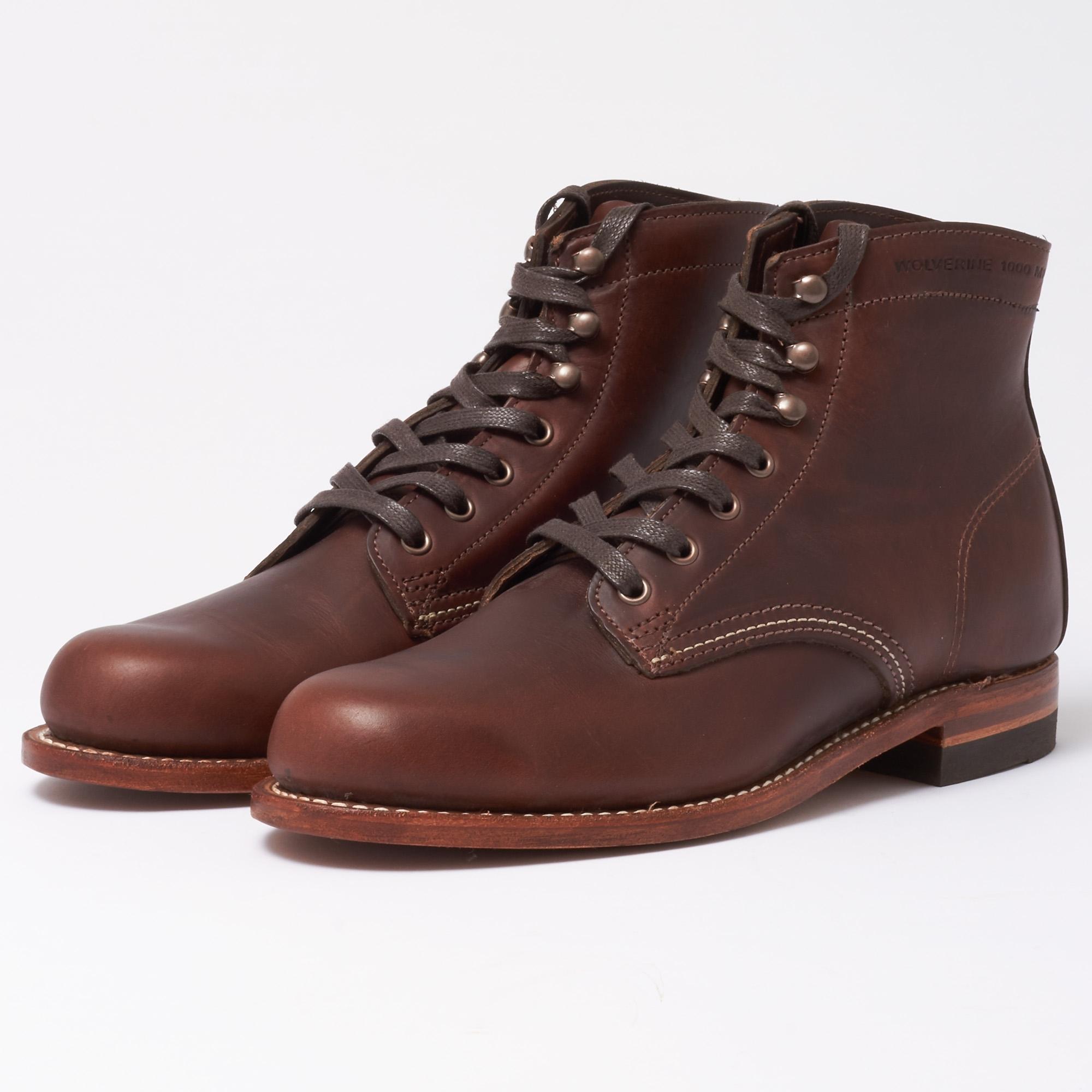 6ecce8d91f4 Men's Original 1000 Mile Brown Boots