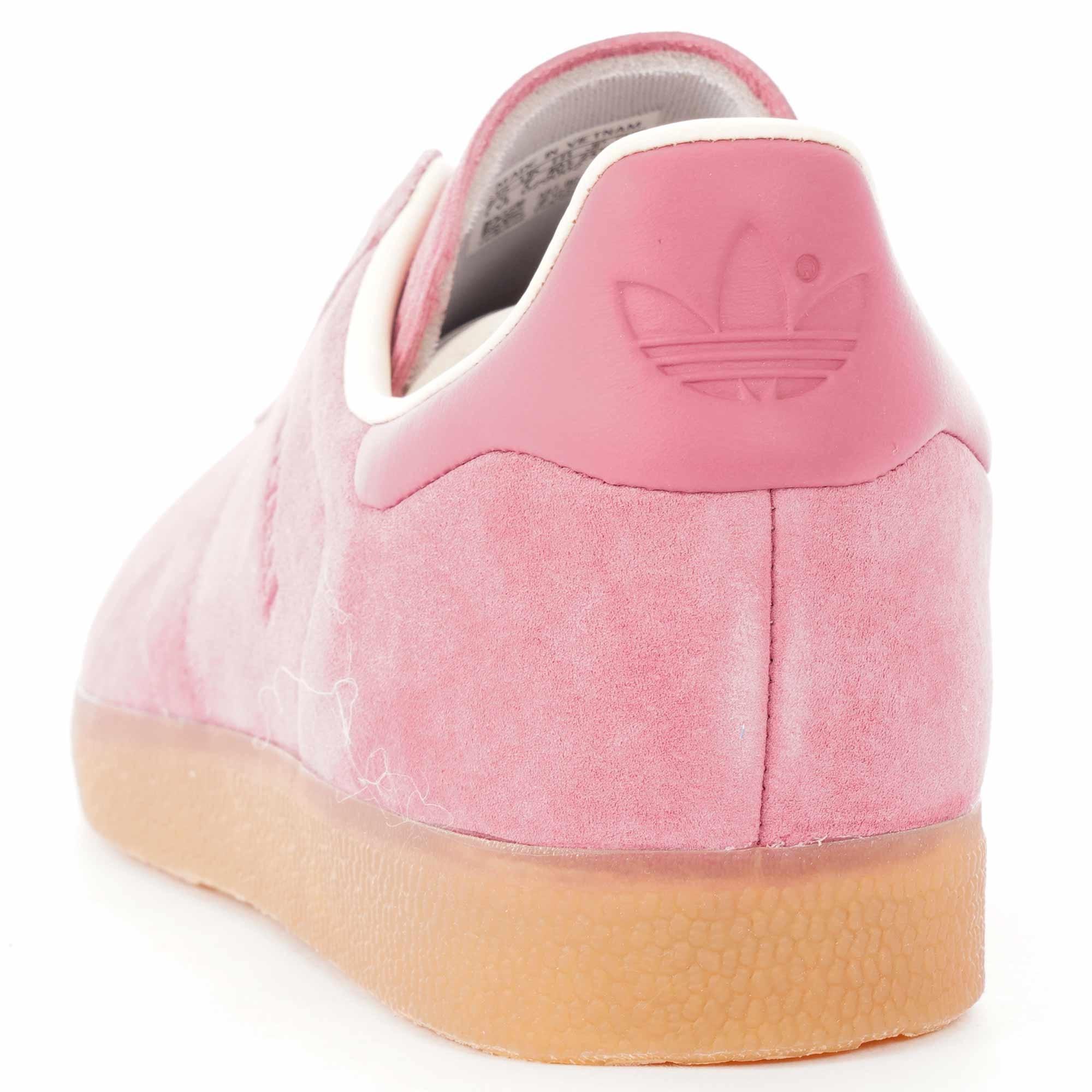 Men's Pink Gazelle Trace Maroon, Ecru Tint & Gum
