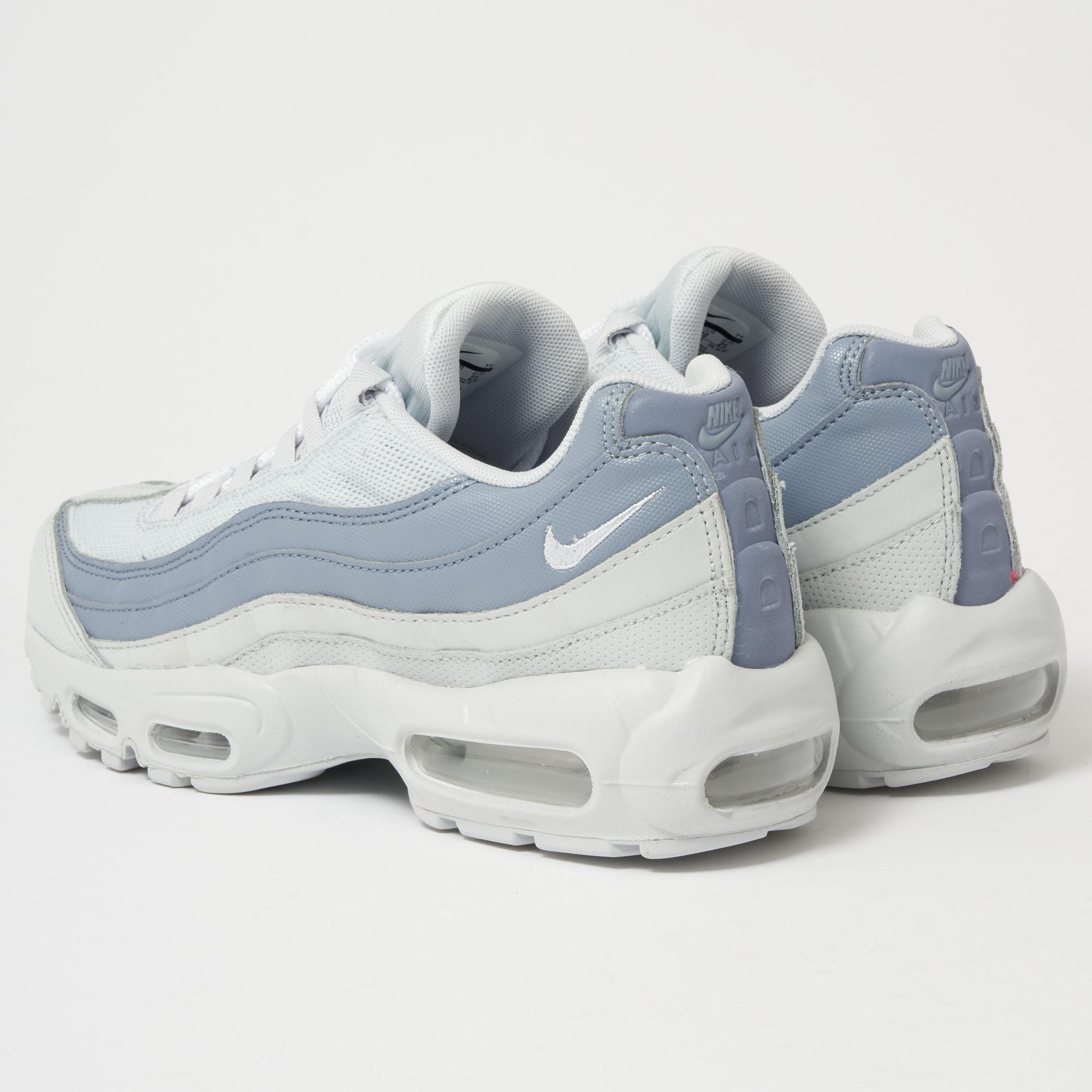 discount code for wmns air max 95 hvid hvid pure platinum