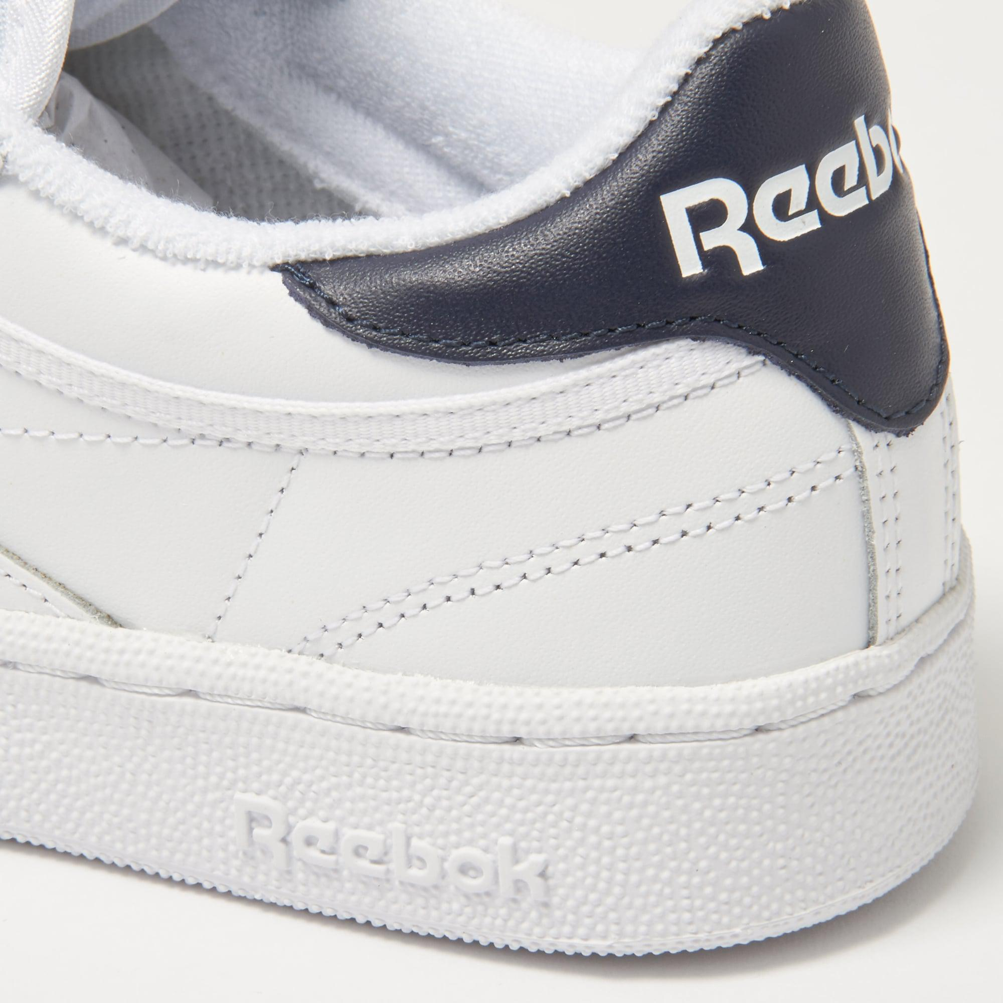 61c664f0a68 Lyst Reebok Club C85 El White Sneakers In White For Men