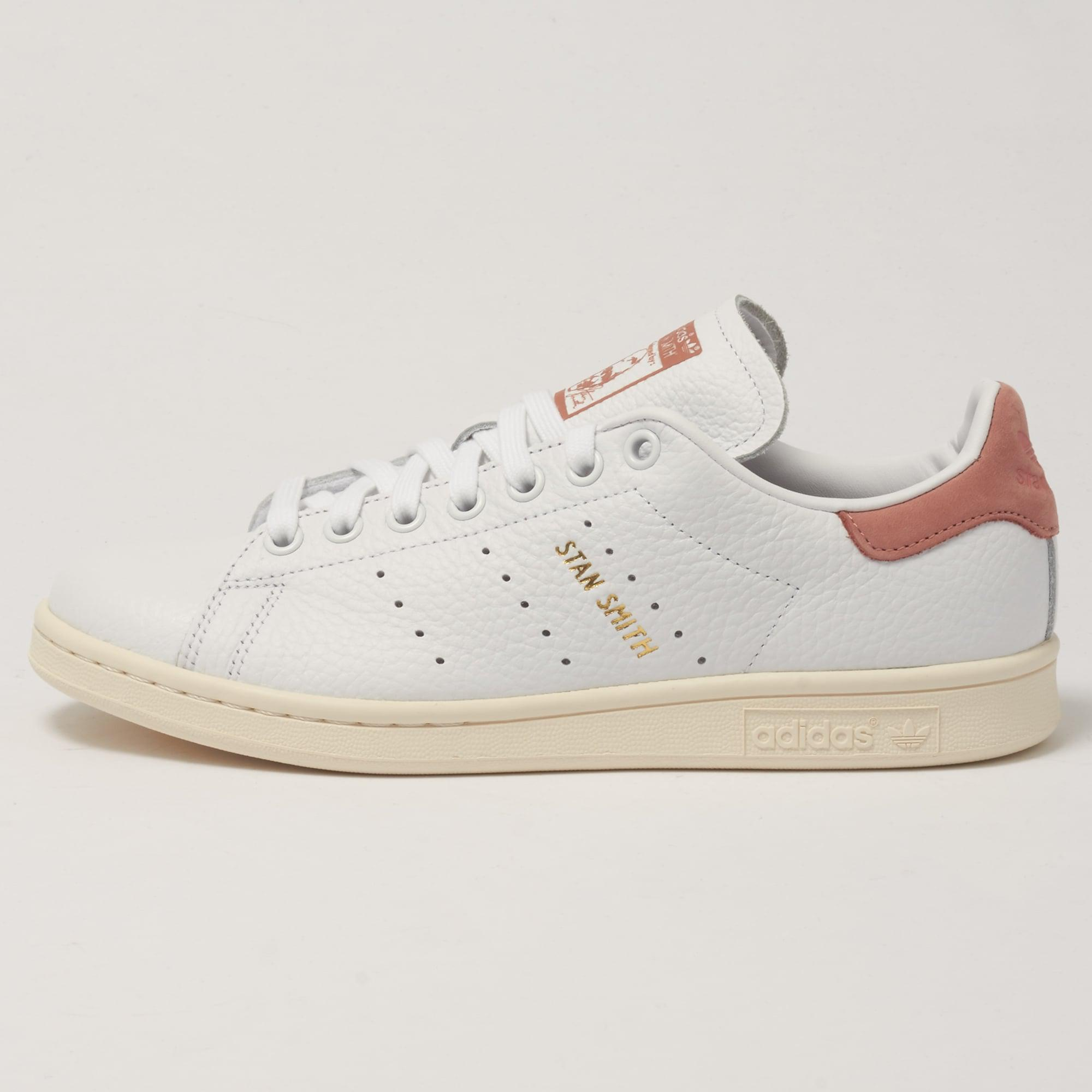 adidas original stan smith white/raw pink