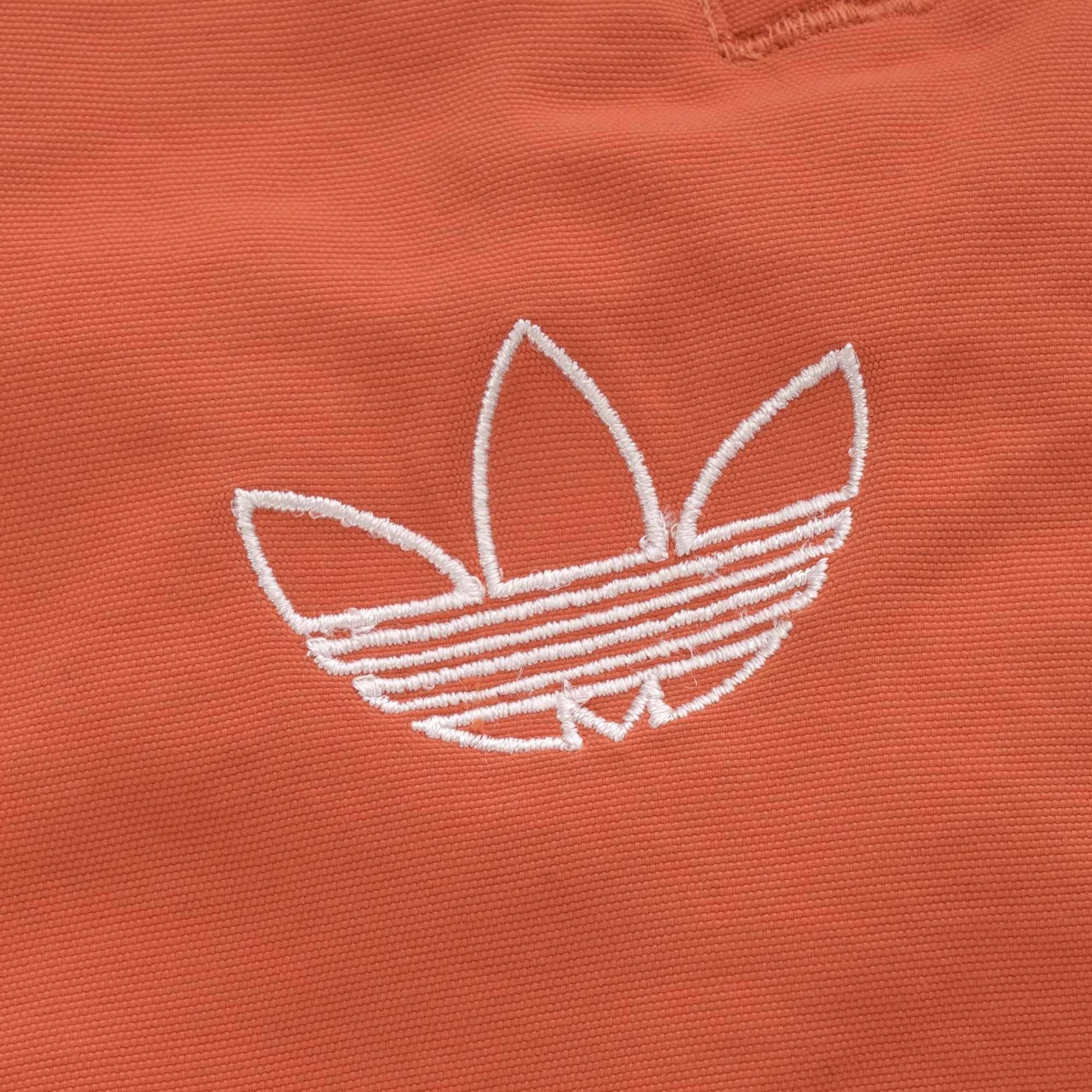 02e1d2f5fe8 adidas Originals Woven Three Stripe Warm Up Pant - Raw Amber for Men ...