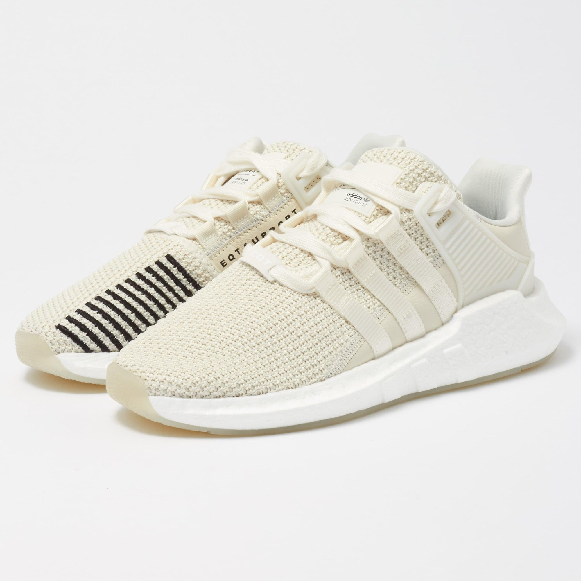 newest 6f581 4f32a Lyst - adidas Originals Eqt Support 9317 - Off White in Whit