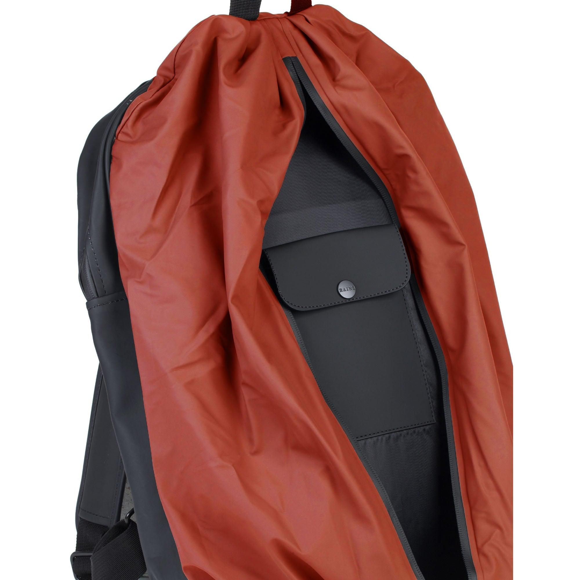2c8fa1d2389c Lyst - Rains Day Bag Rust Backpack 1223 in Brown for Men