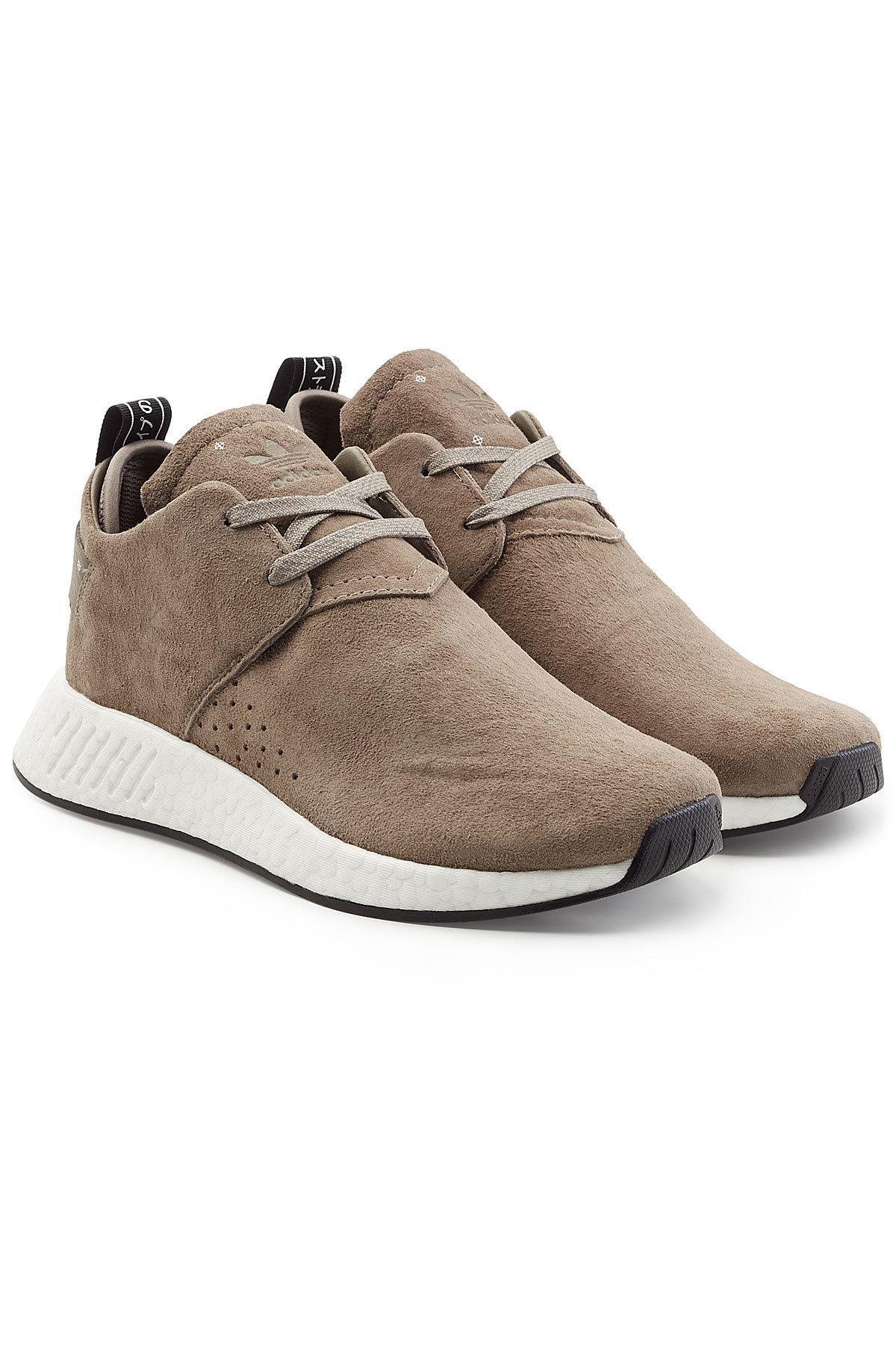 50bab8c7fdace adidas Originals Nmd C2 Suede Sneakers for Men - Lyst