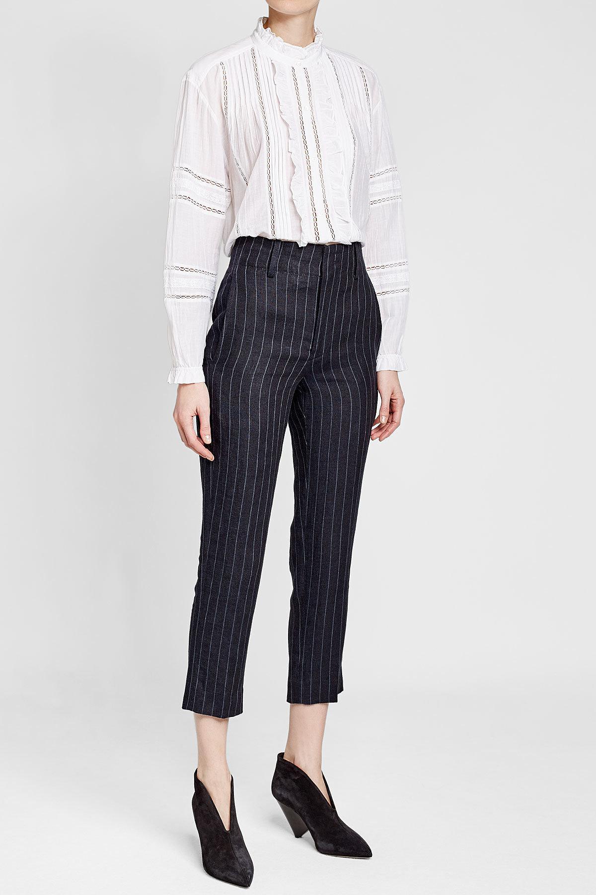 Idini linen trousers Isabel Marant Hf4BKk4eH