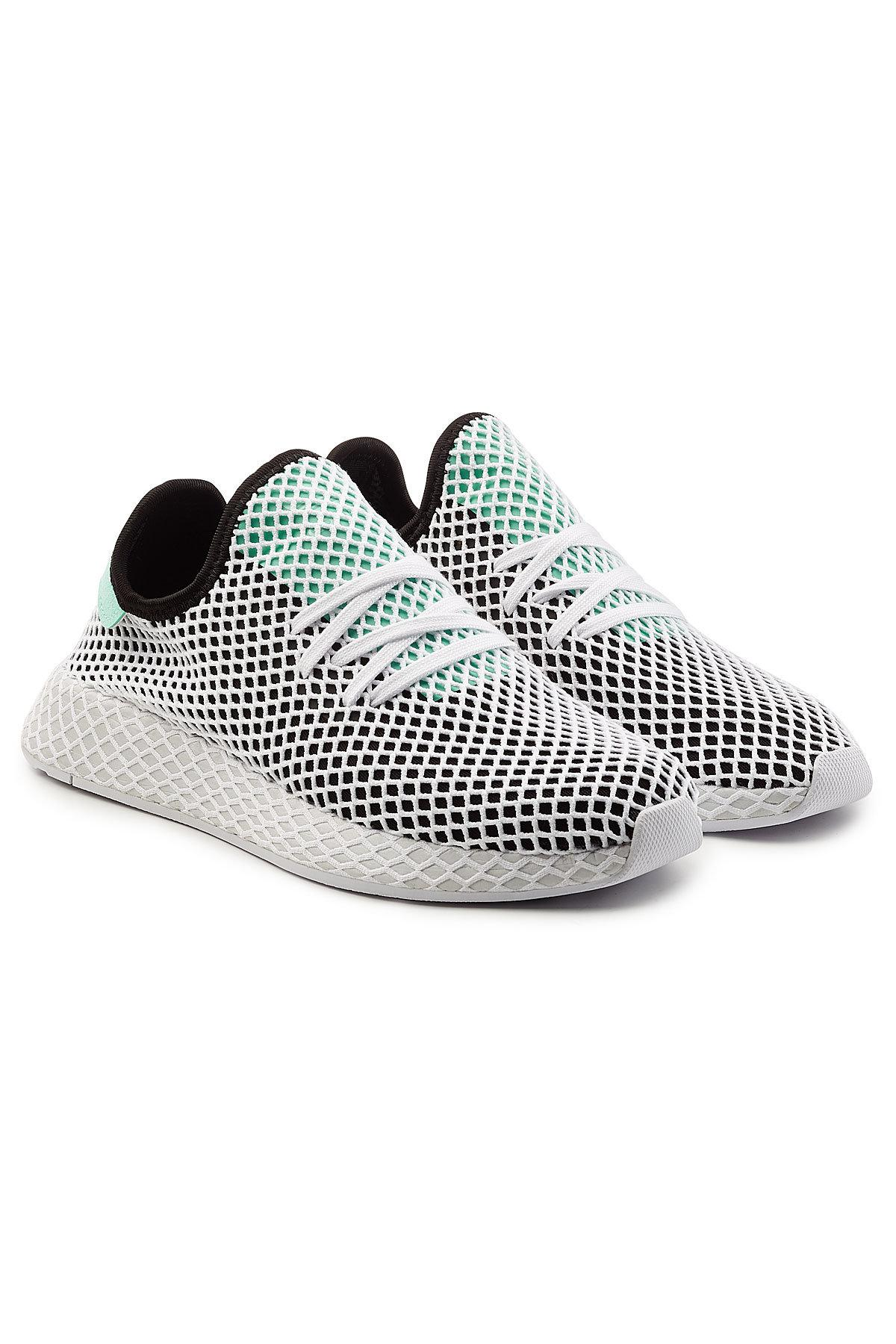 bd08bb1ab6543 Adidas Originals - Multicolor Deerupt Runner Sneakers for Men - Lyst