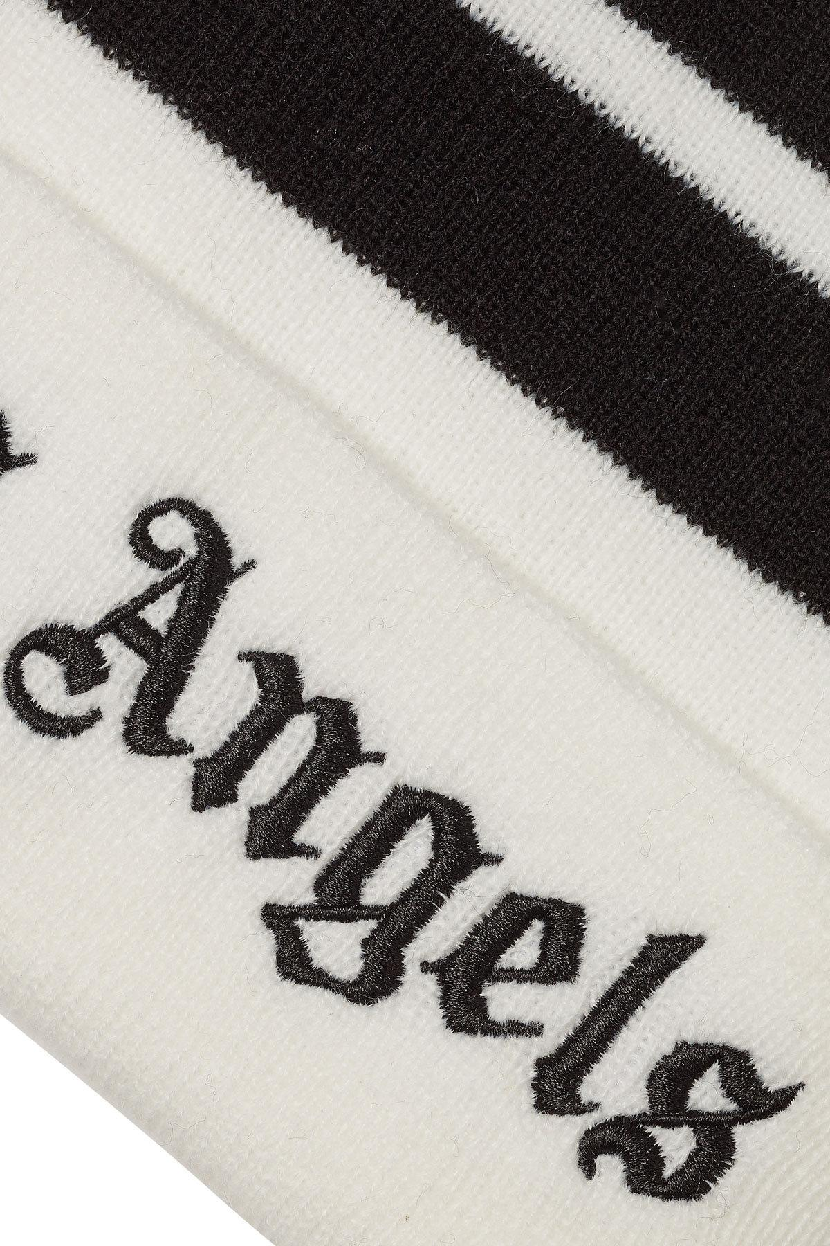 Palm Angels Synthetic Hat In Black For Men Lyst