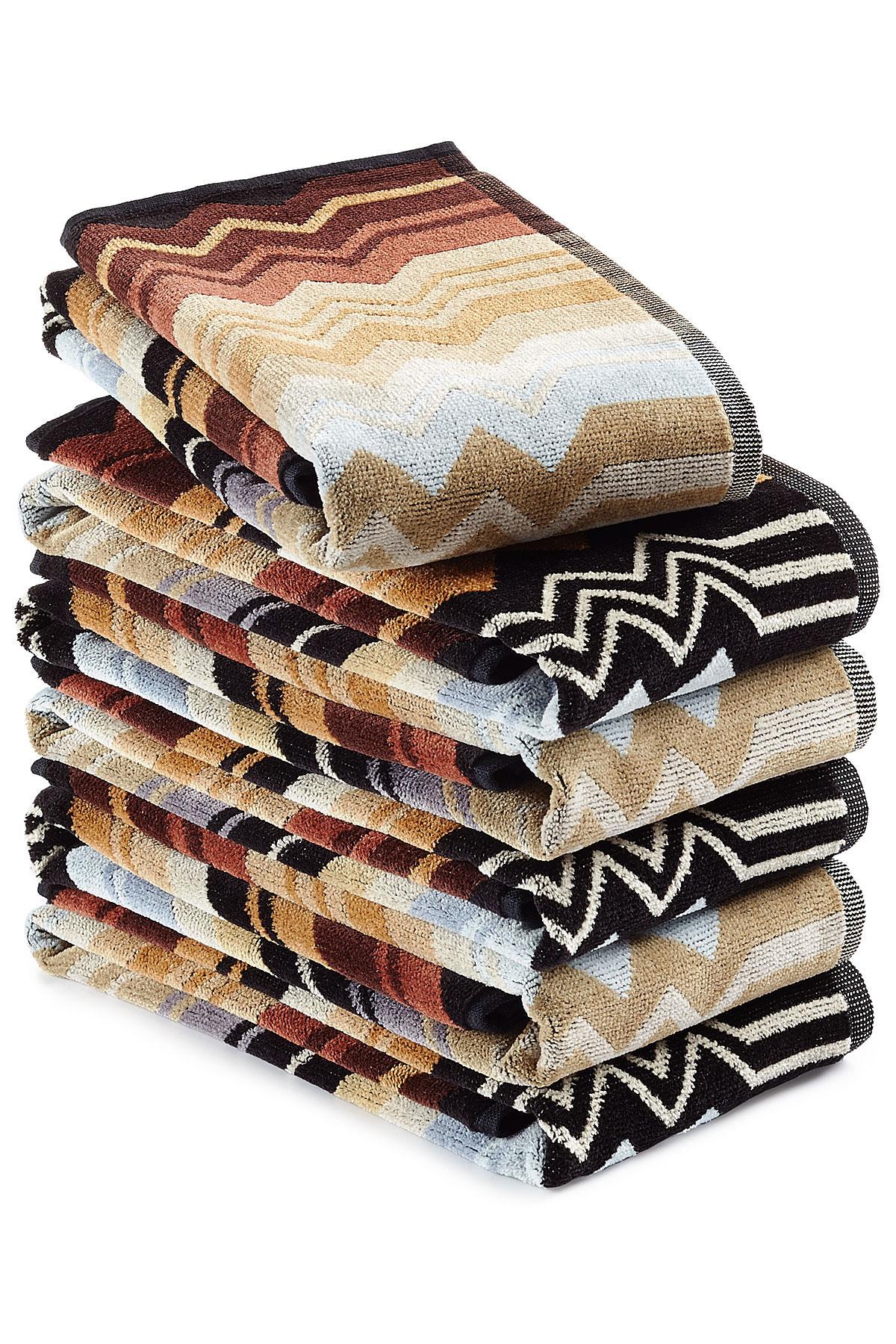 Lyst Missoni 6 Piece Hand Towel Set Multicolor