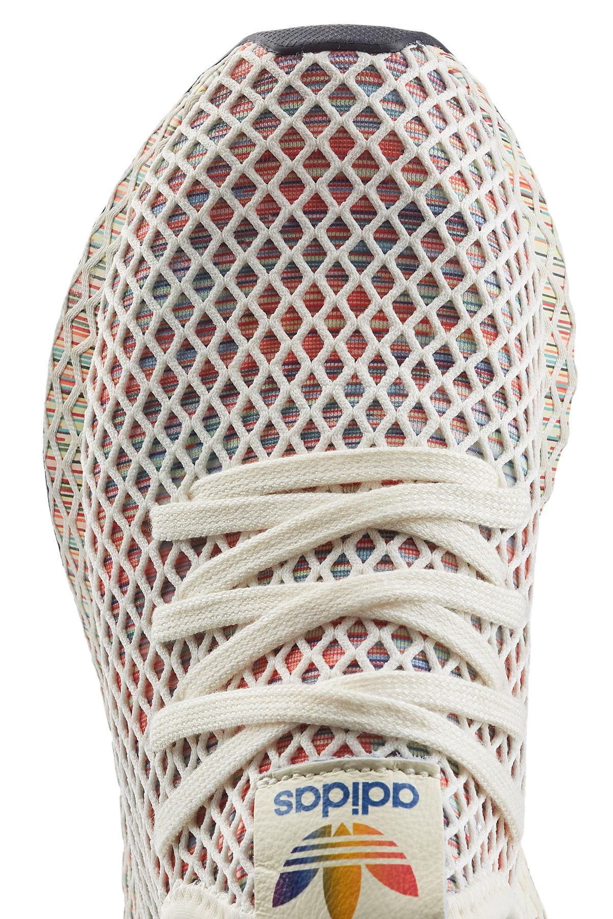 official photos 493a9 463d6 Lyst - adidas Originals Deerupt Runner Pride Sneakers