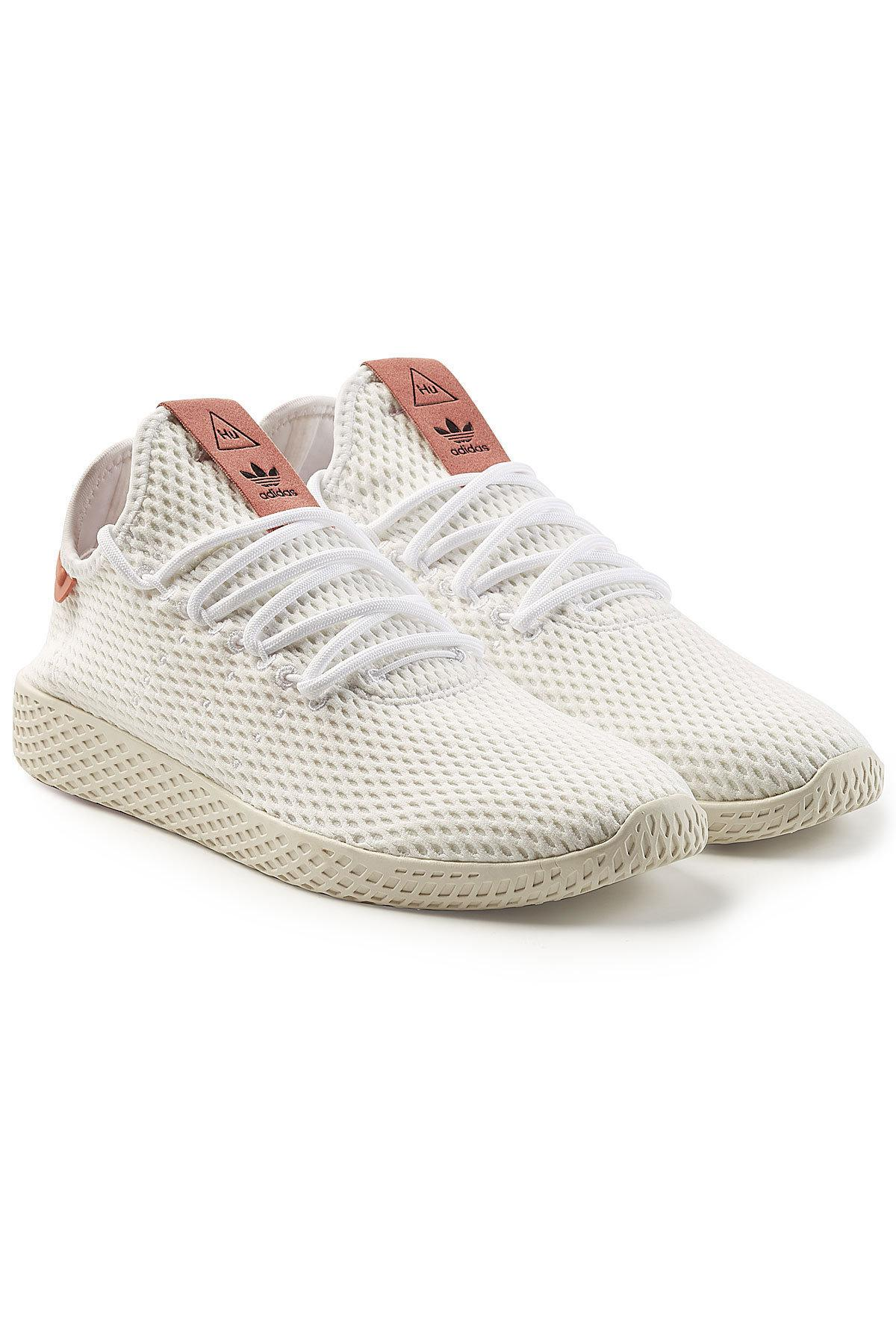5653dbf2e6617 Lyst - adidas Originals Pharrell Williams Tennis Hu Sneakers for Men