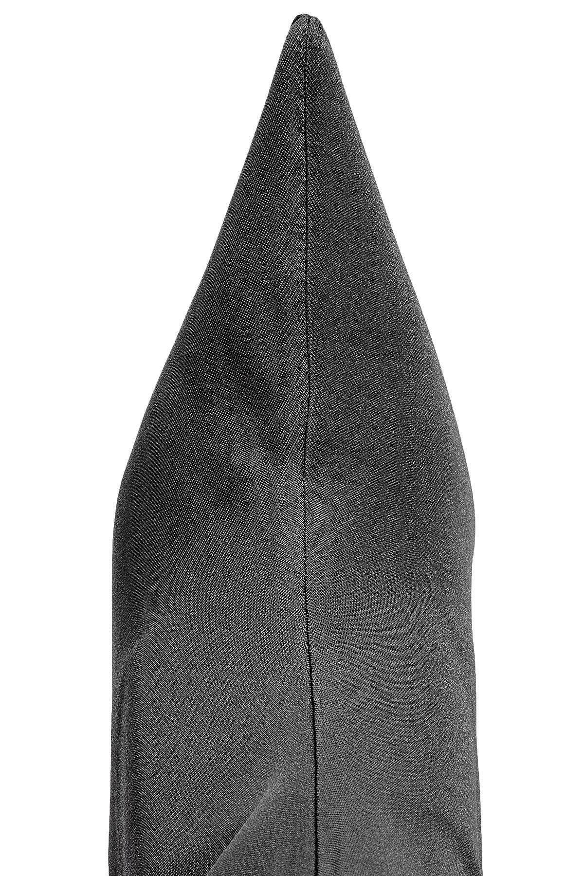 0d90dda5cf90 Balenciaga - Black Thigh-high Stiletto Boots - Lyst. View fullscreen