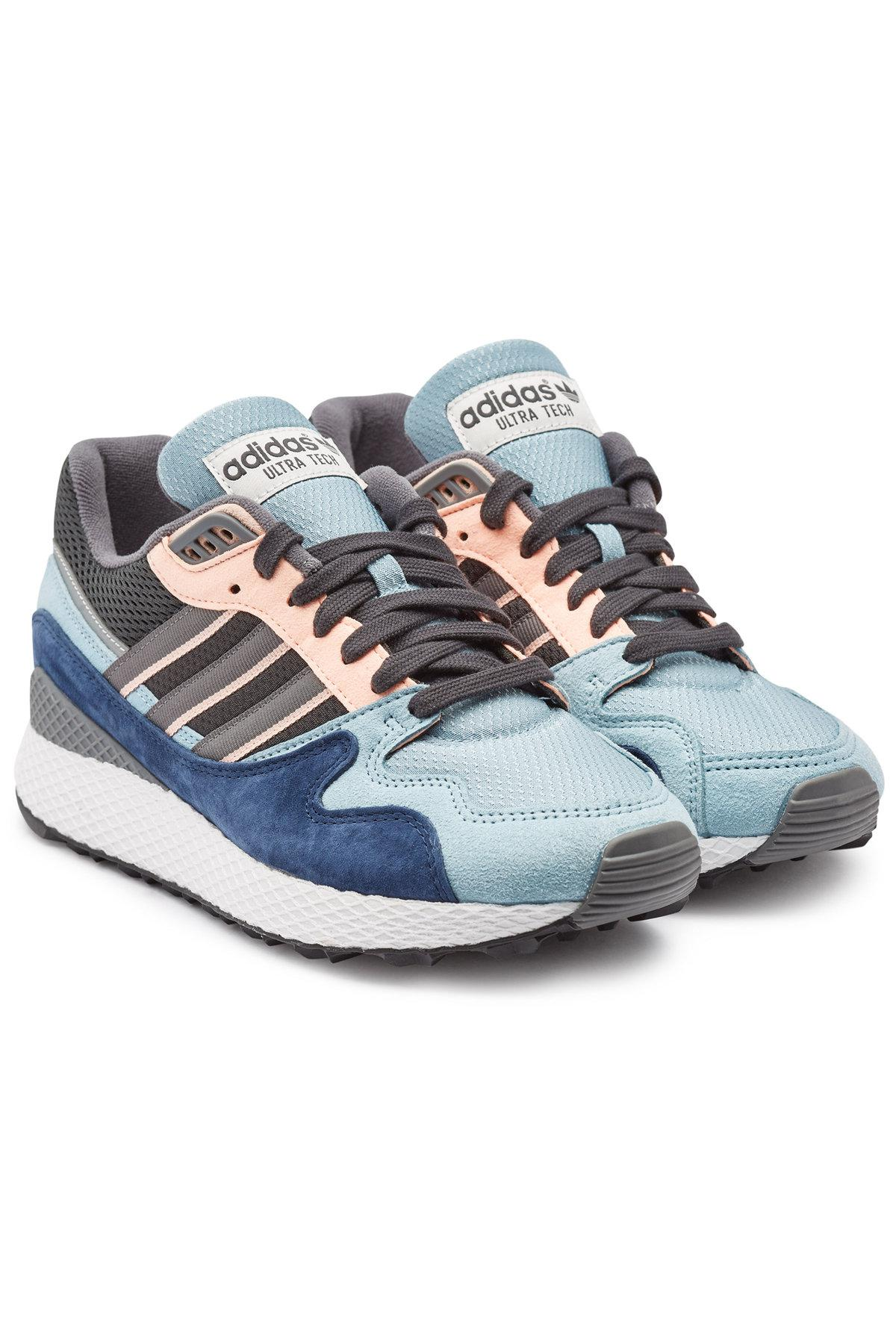 99019d4d6bae Sneakers Sneakers Blue With Adidas for Ultra in Lyst Tech Tech Suede Men  Originals I6OR1cwx