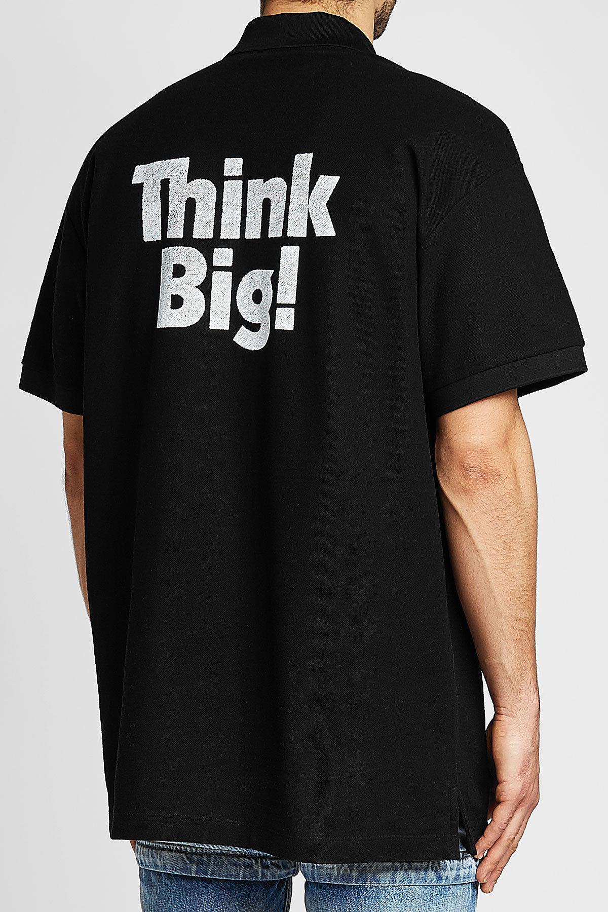 af82c057b balenciaga think big t shirt off 53% - www.relais-iroise.com