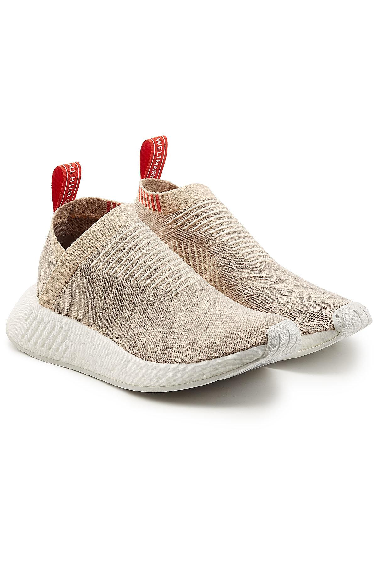 lyst adidas originali nmd cs2 primeknit scarpe