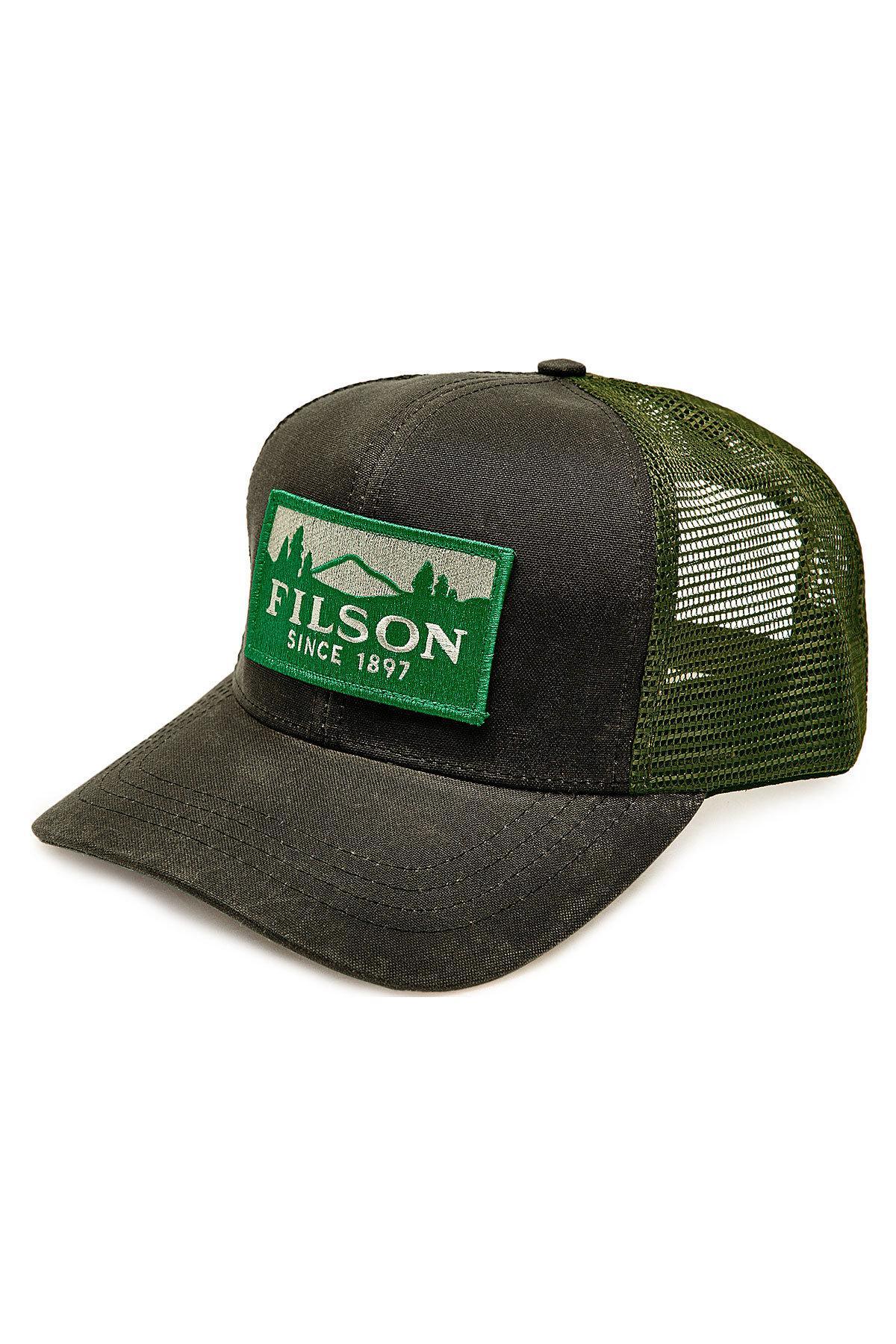 9f001e8c1 Lyst - Filson Logger Cotton Baseball Cap With Mesh for Men