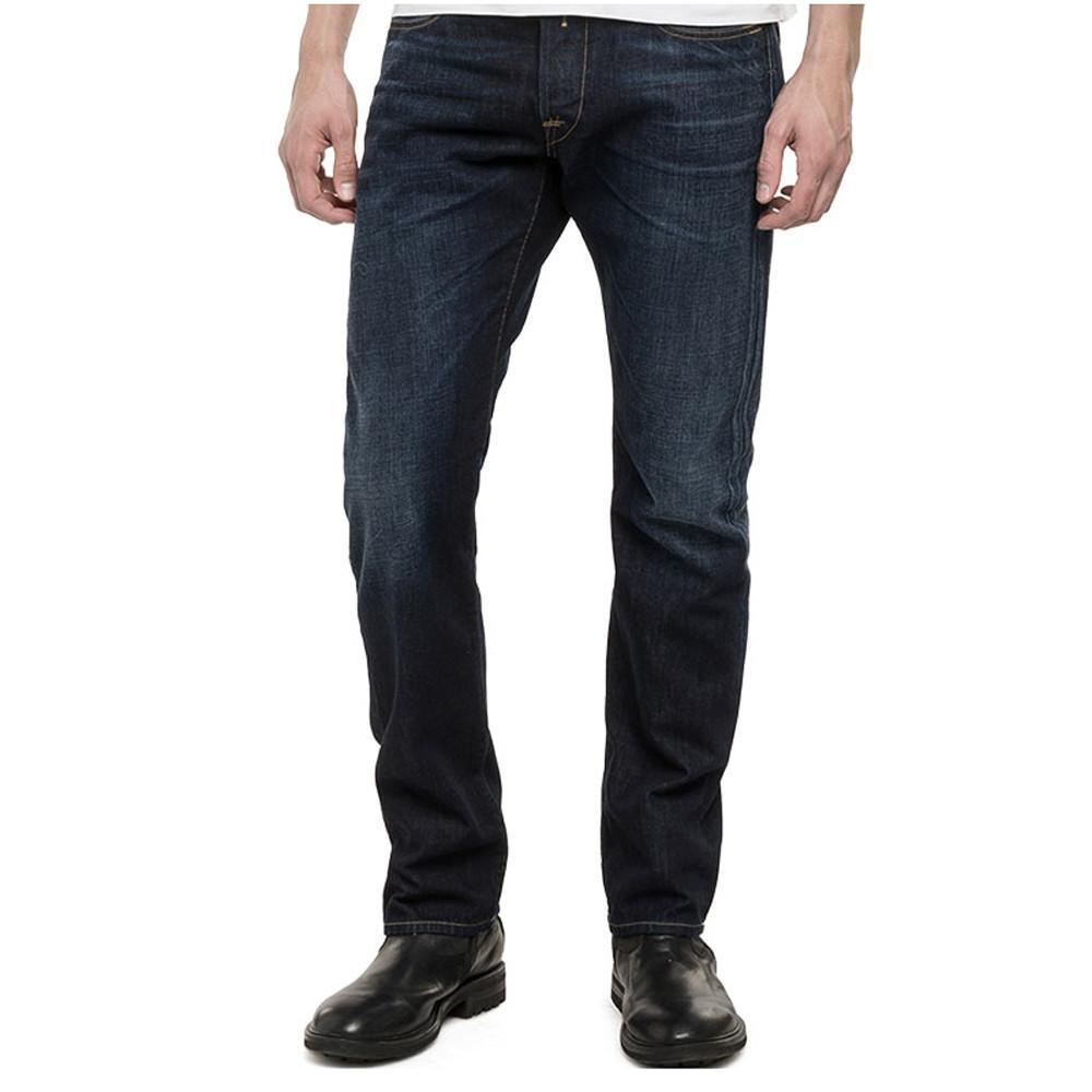 For Lyst Men Regular Replay Slim Jeans Fit In Waitom Blue ALRjq543