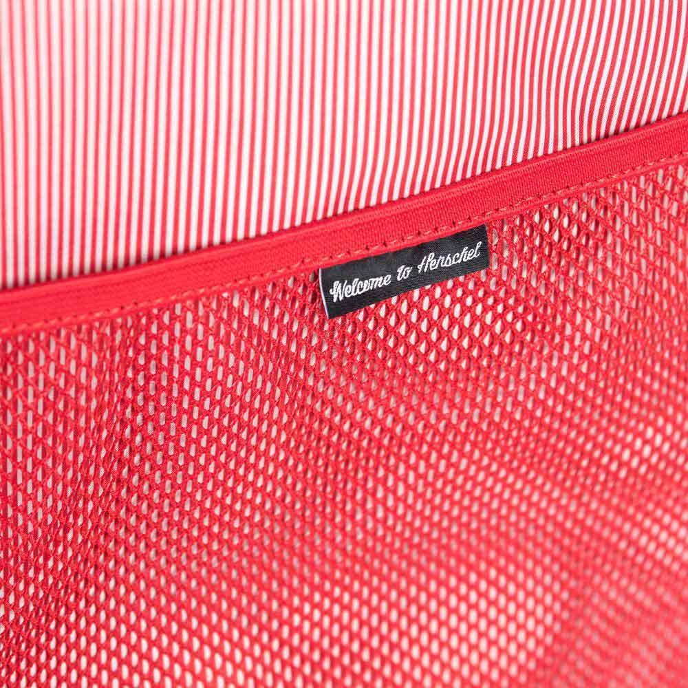 Herschel Supply Co. Leather Novel Duffle Bag in Grey (Grey) for Men