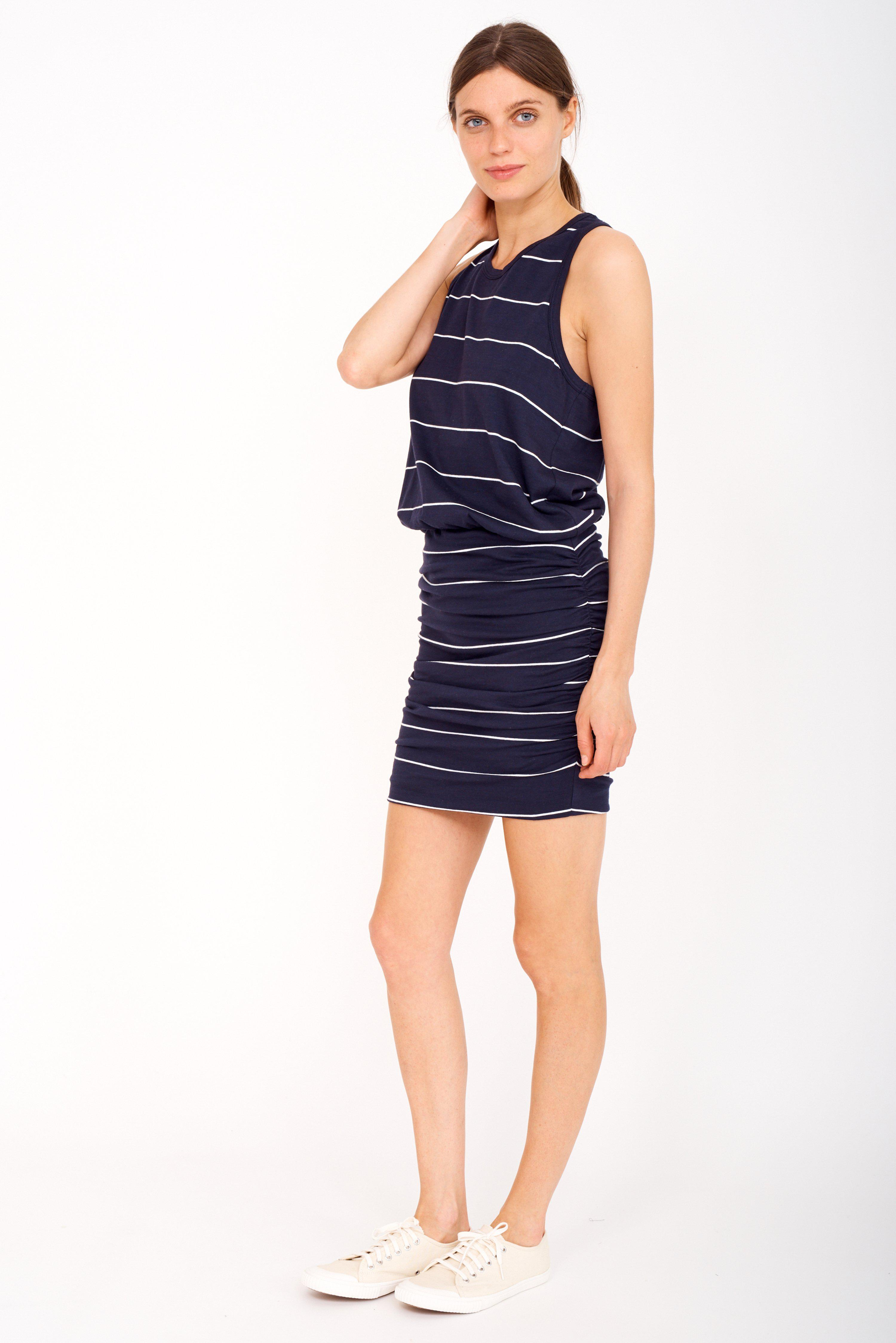 fbe58640ad589 Gallery. Previously sold at  Sundry Clothing · Women s Elastic Waist Dresses  Women s Striped ...