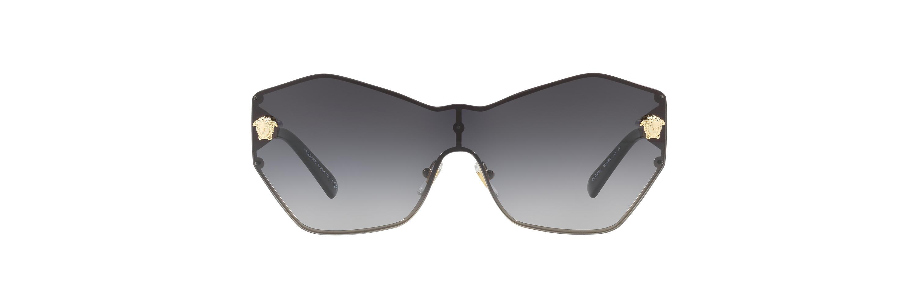 340c097028c8 Versace Ve2182 43 Available First At Sunglass Hut in Gray - Lyst
