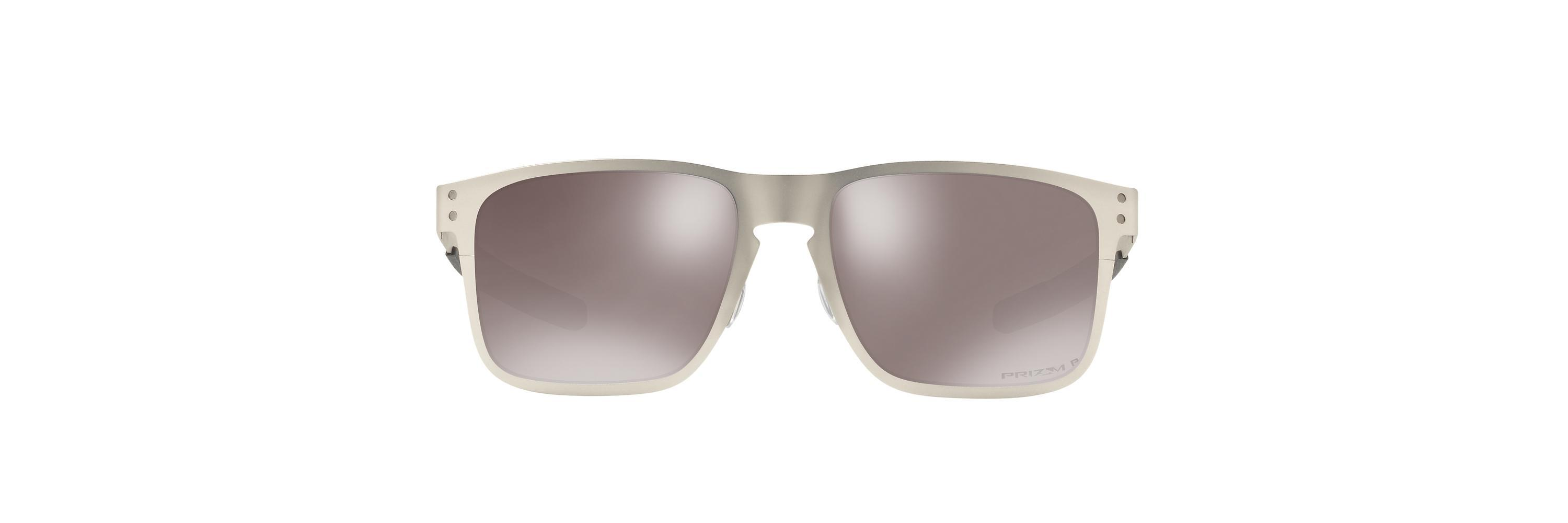 ecb99cb343 Oakley Oo4123 55 Holbrook Metal Prizm Black Only At Sunglass Hut in ...