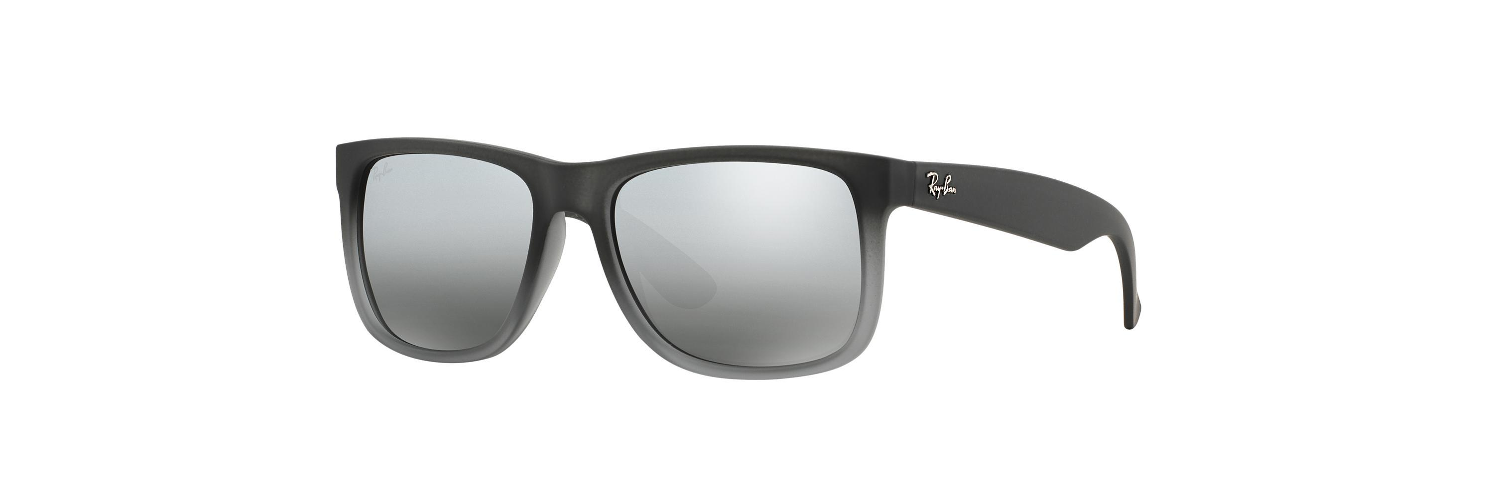fb07f3a6cd Lyst - Ray-Ban Rb4165 54 Justin Mirror Gradient Collection in Gray