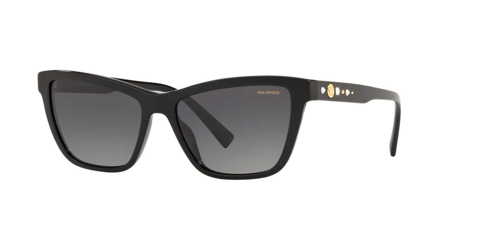 45f907f7a6 Versace Sunglass Ve4354b 55 in Gray - Lyst