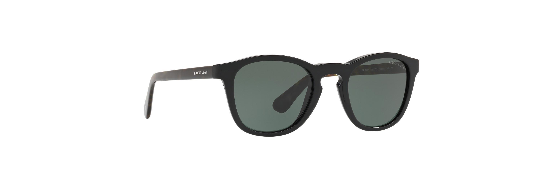 af473ee92448 Giorgio Armani Ar8112 50 in Black for Men - Lyst