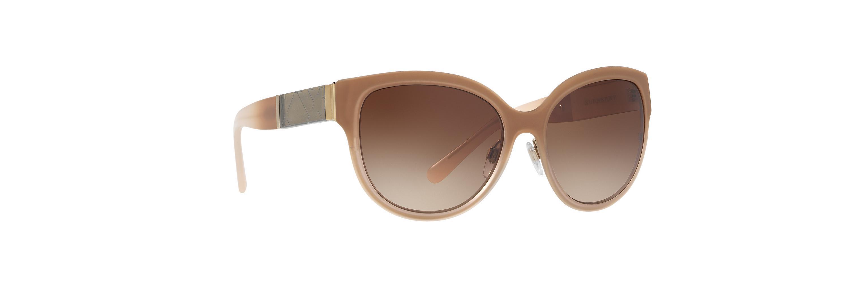 Persol Square Wayfarer Style Sunglasses in Beige PO3058S 900931 55