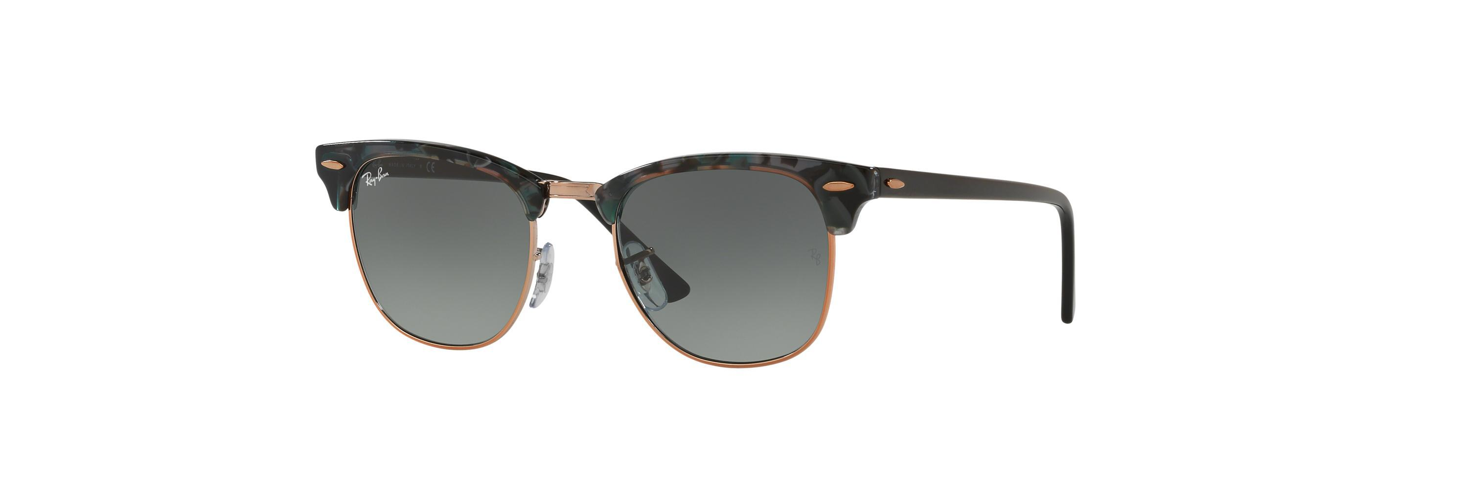 3edce907c45 Ray-Ban Rb3016 51 Clubmaster in Gray for Men - Lyst