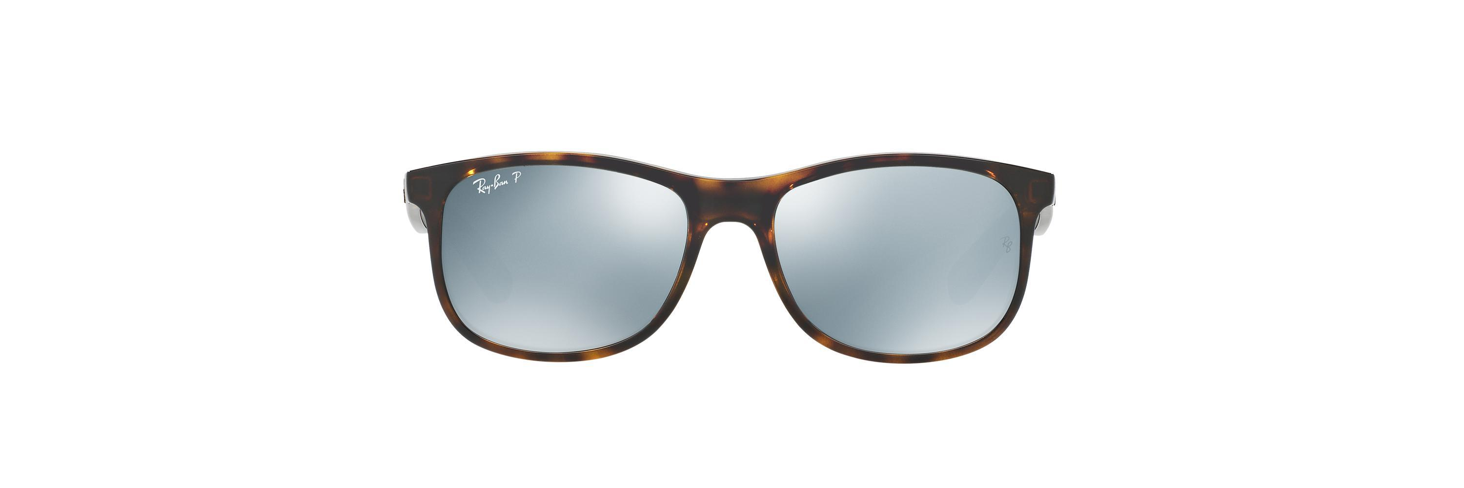 96f6faa4cc Lyst - Ray-Ban Rb4202 55 Andy Mirror Collection