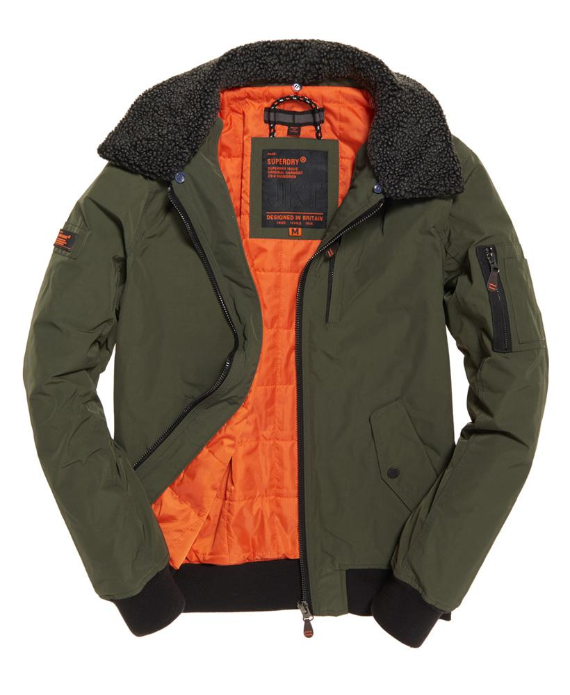 how to clean superdry wax jacket