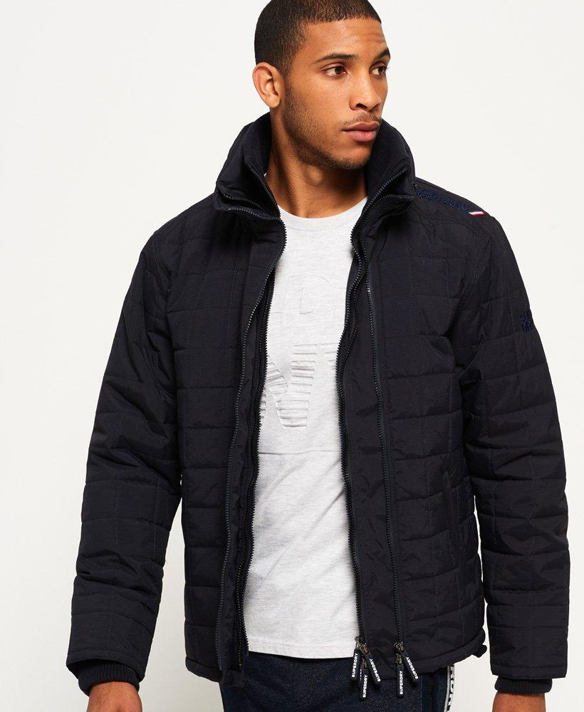 Superdry Quilted Athletic Sd-windcheater Jacket in Navy (Blue) for Men