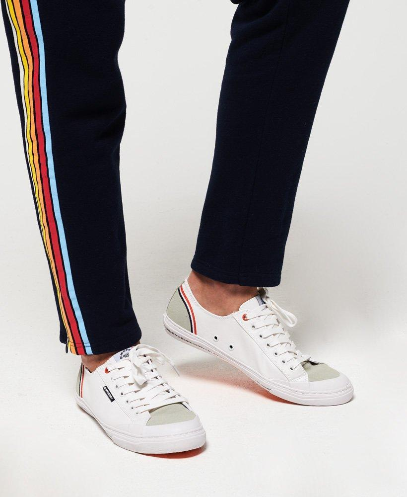 Superdry Lace Low Pro Retro Trainers in