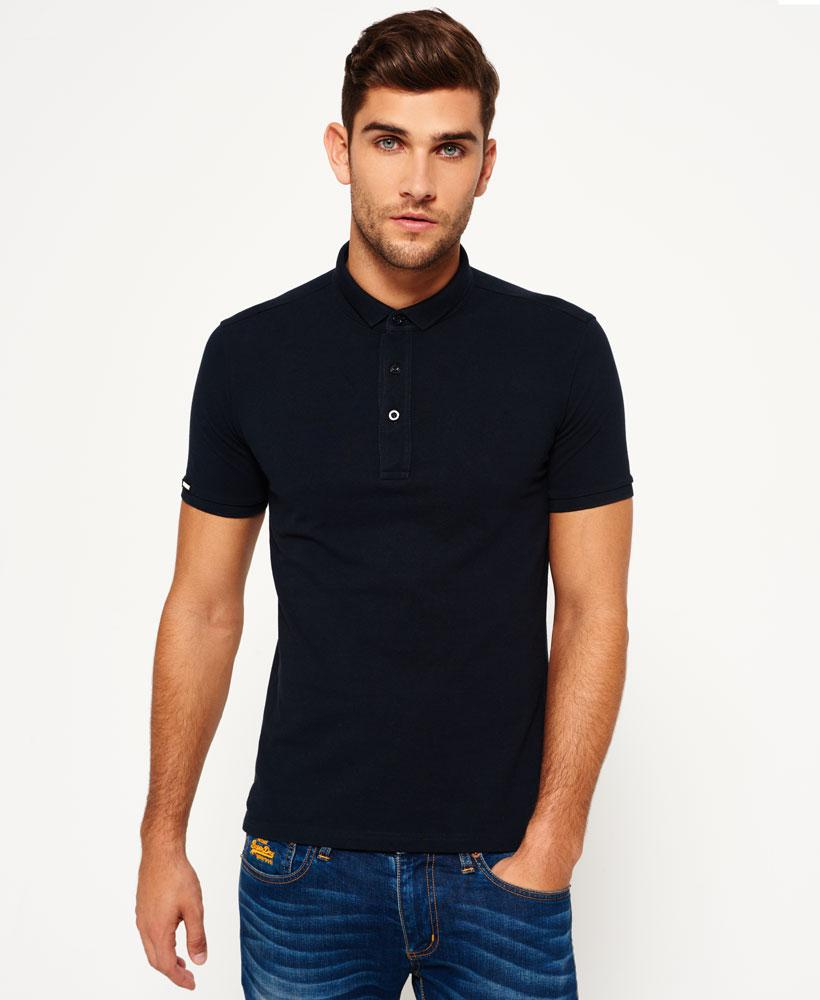 Lyst - Superdry City Polo Shirt in Blue for Men