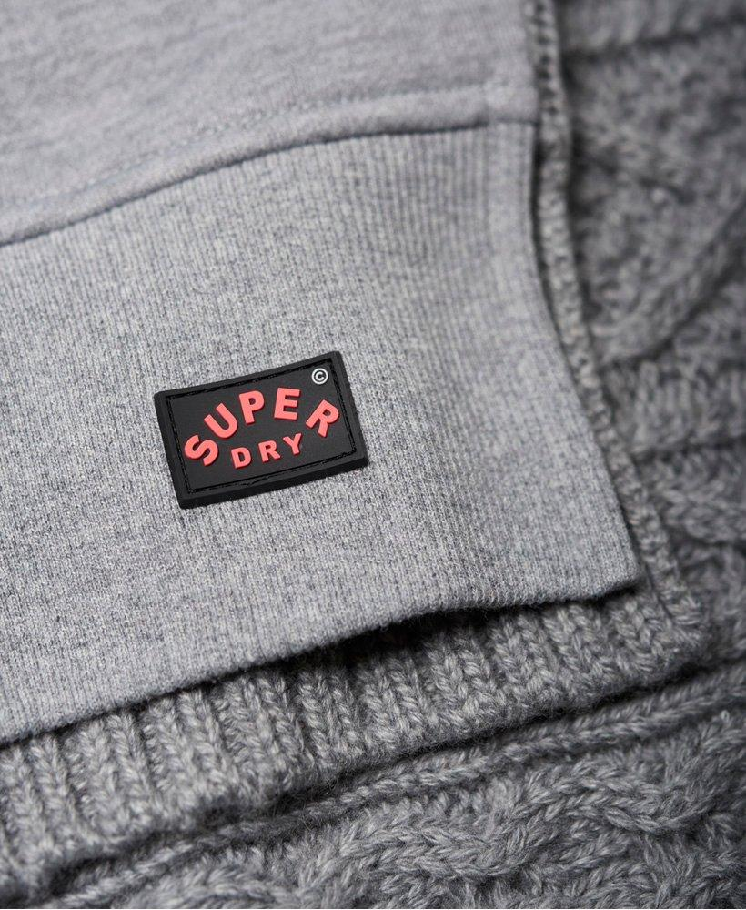 Superdry Womens Fusion-Line Logo Sweater