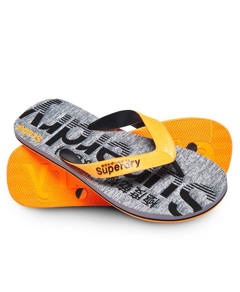 4aadc11ca7c4 Superdry Scuba Grit Flip Flop for Men - Lyst