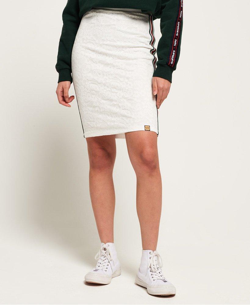 e2aa434f96 Superdry - Multicolor Blake Lace Midi Skirt - Lyst. View fullscreen