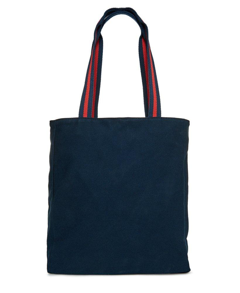 Superdry Pacific League Tote Bag in Navy (Blue)