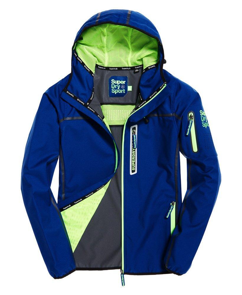 Superdry Sport Sd-windtracker Jacket in Blue for Men
